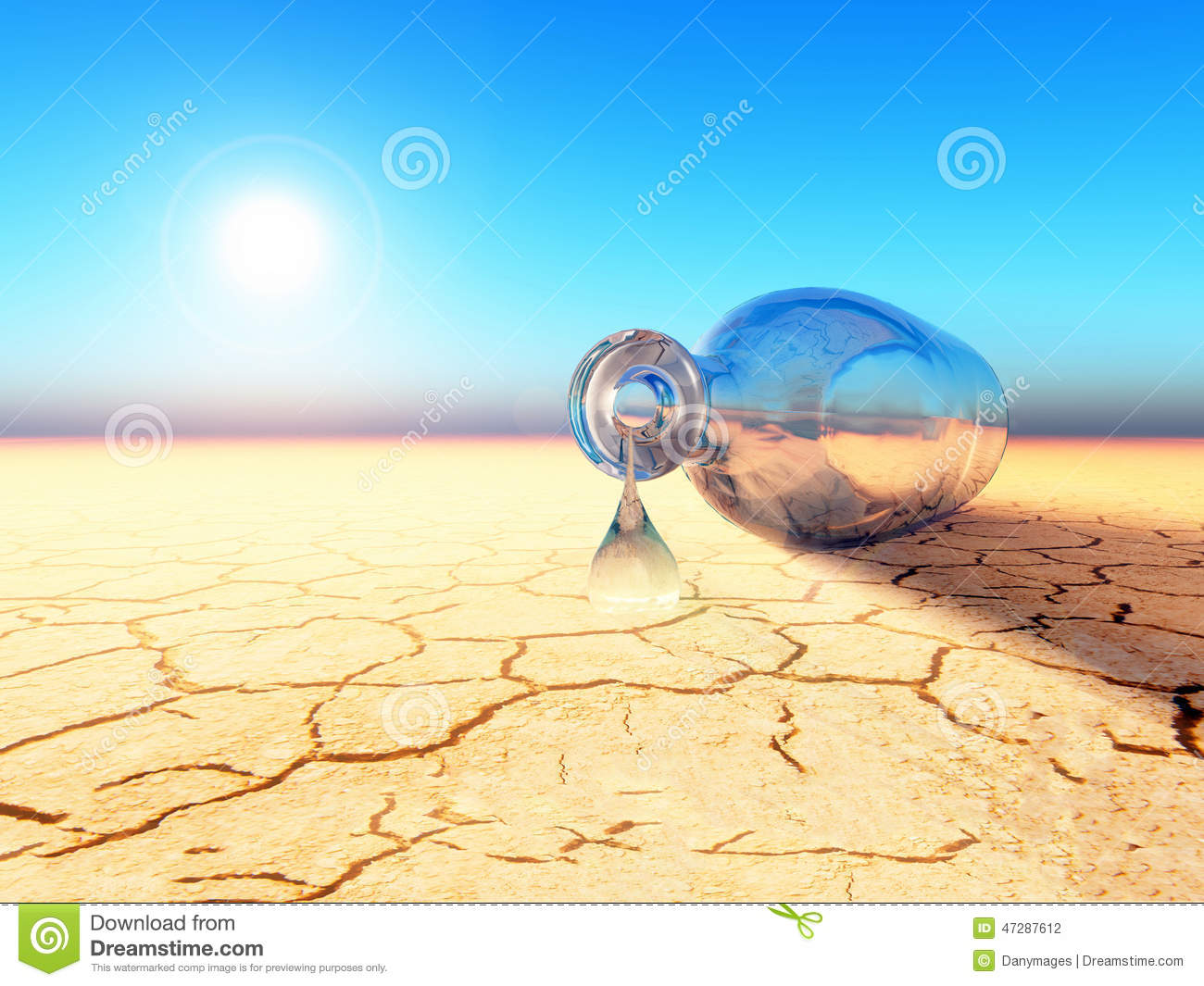 Water drop for life stock illustration. Illustration of ...