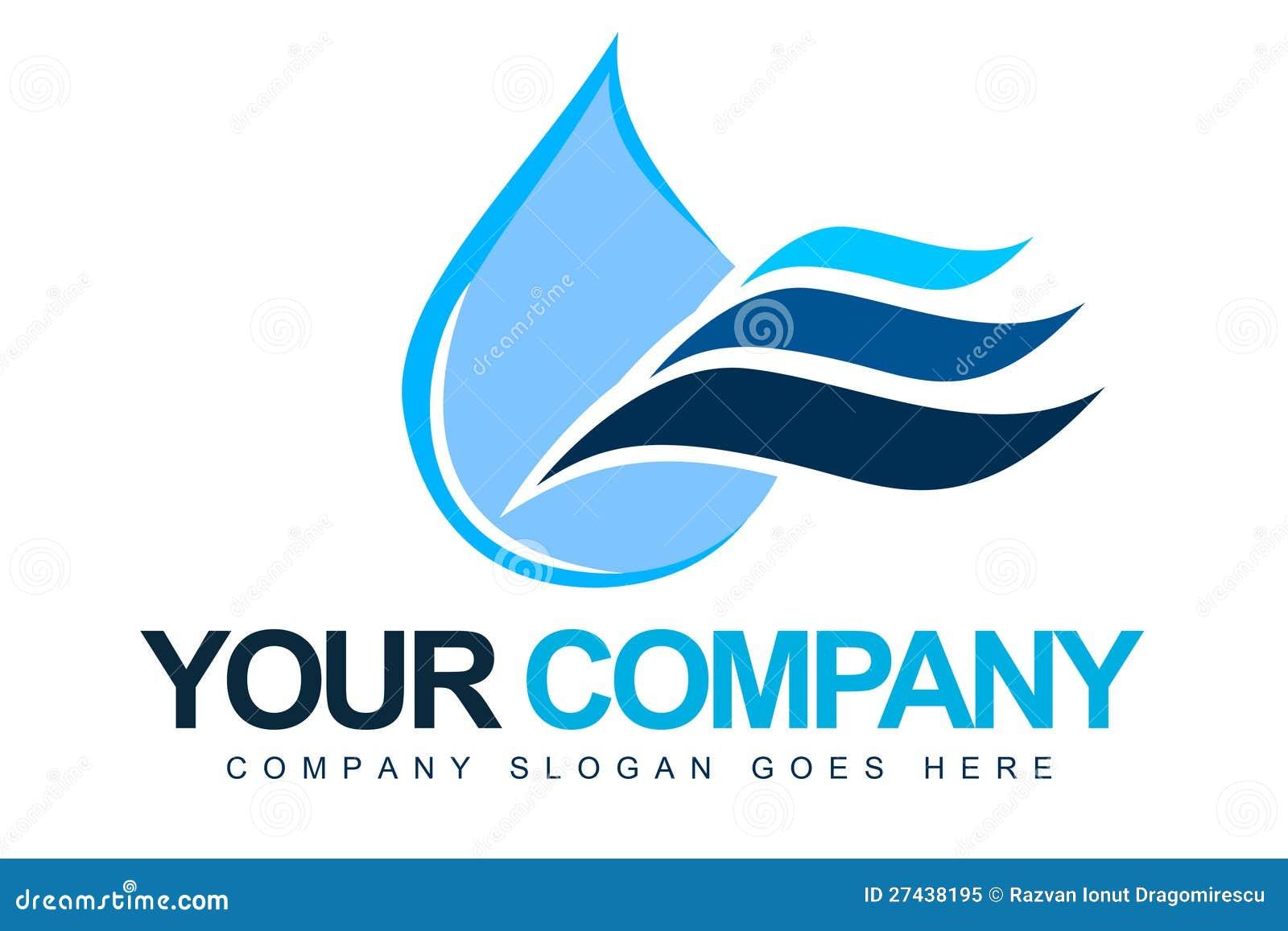 water drop logo stock illustration illustration of active 27438195