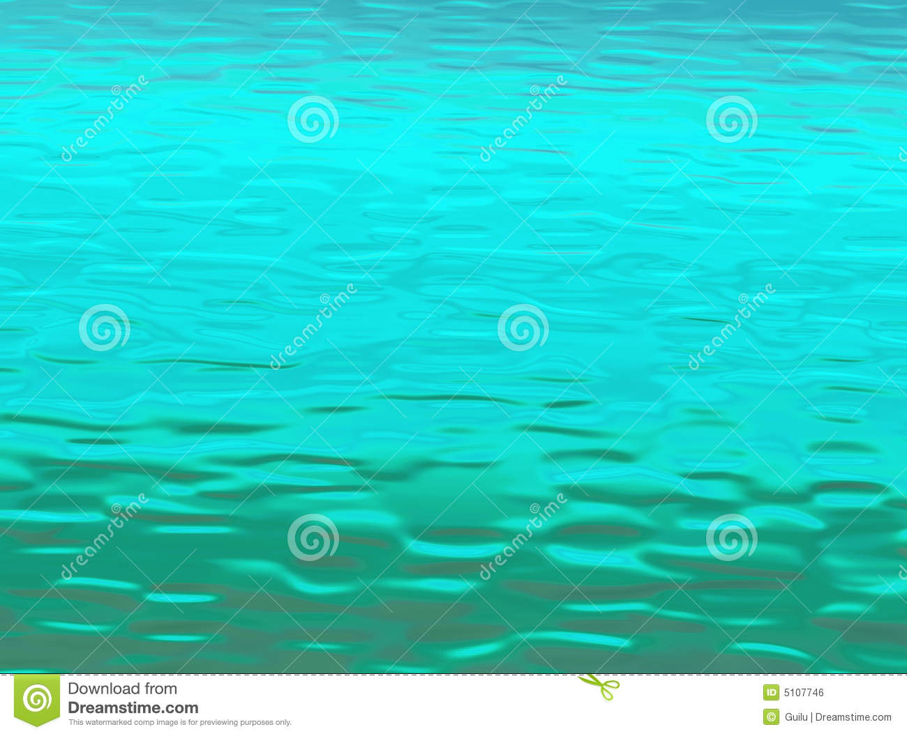 Water Effect Royalty Free Stock Image Image 5107746