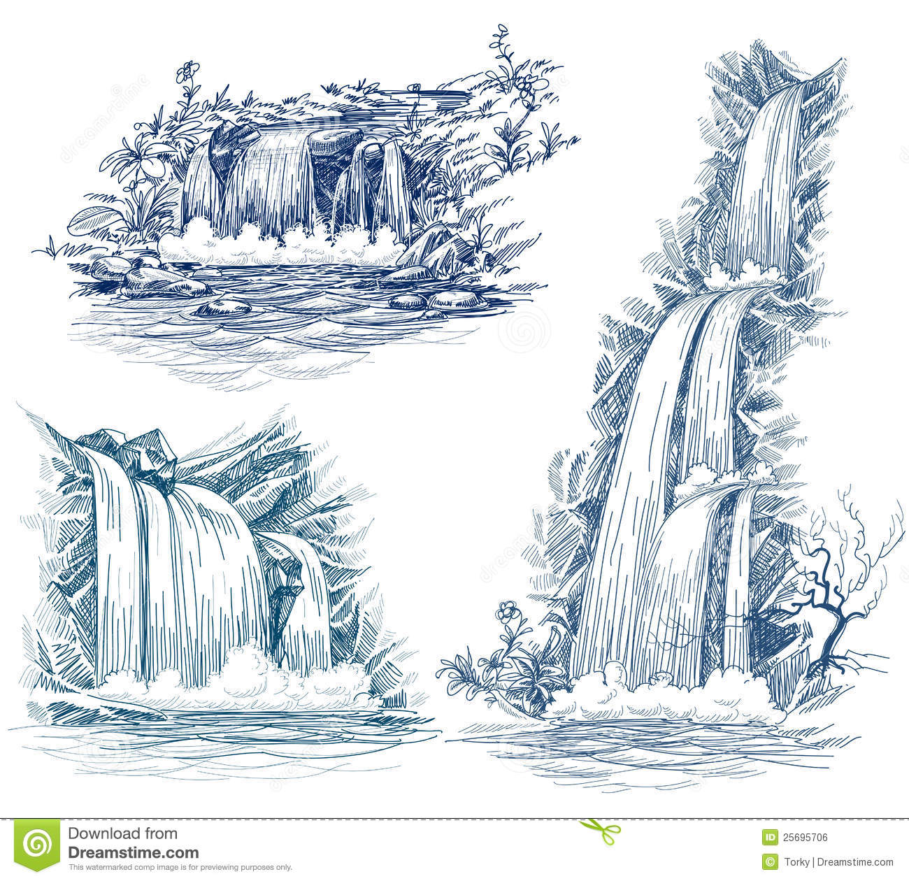 Watch besides Royalty Free Stock Image Water Falls Drawing Image25695706 besides Fallingwater as well Alfred Hitchcock North By Northwest moreover Precedence Studies Falling Water. on frank lloyd wright falling water design