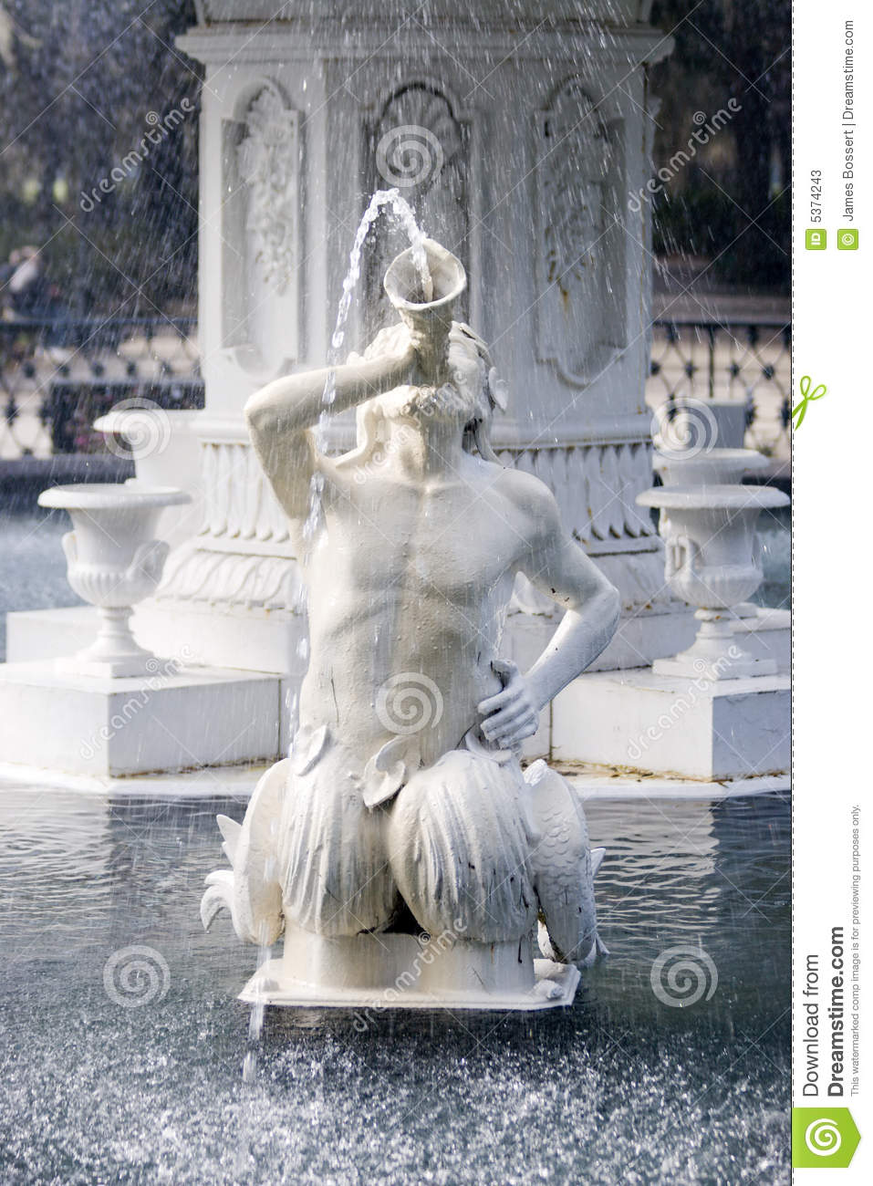 Water fountains with statues - Water Fountain Sculpture