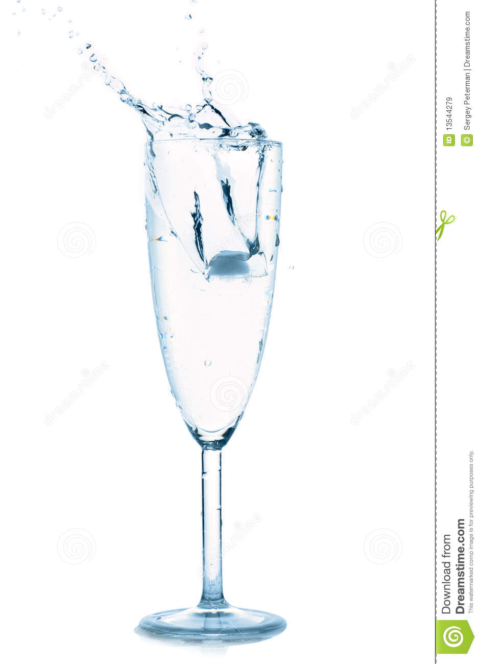 Water glass royalty free stock images image 13544279 for Water glass images