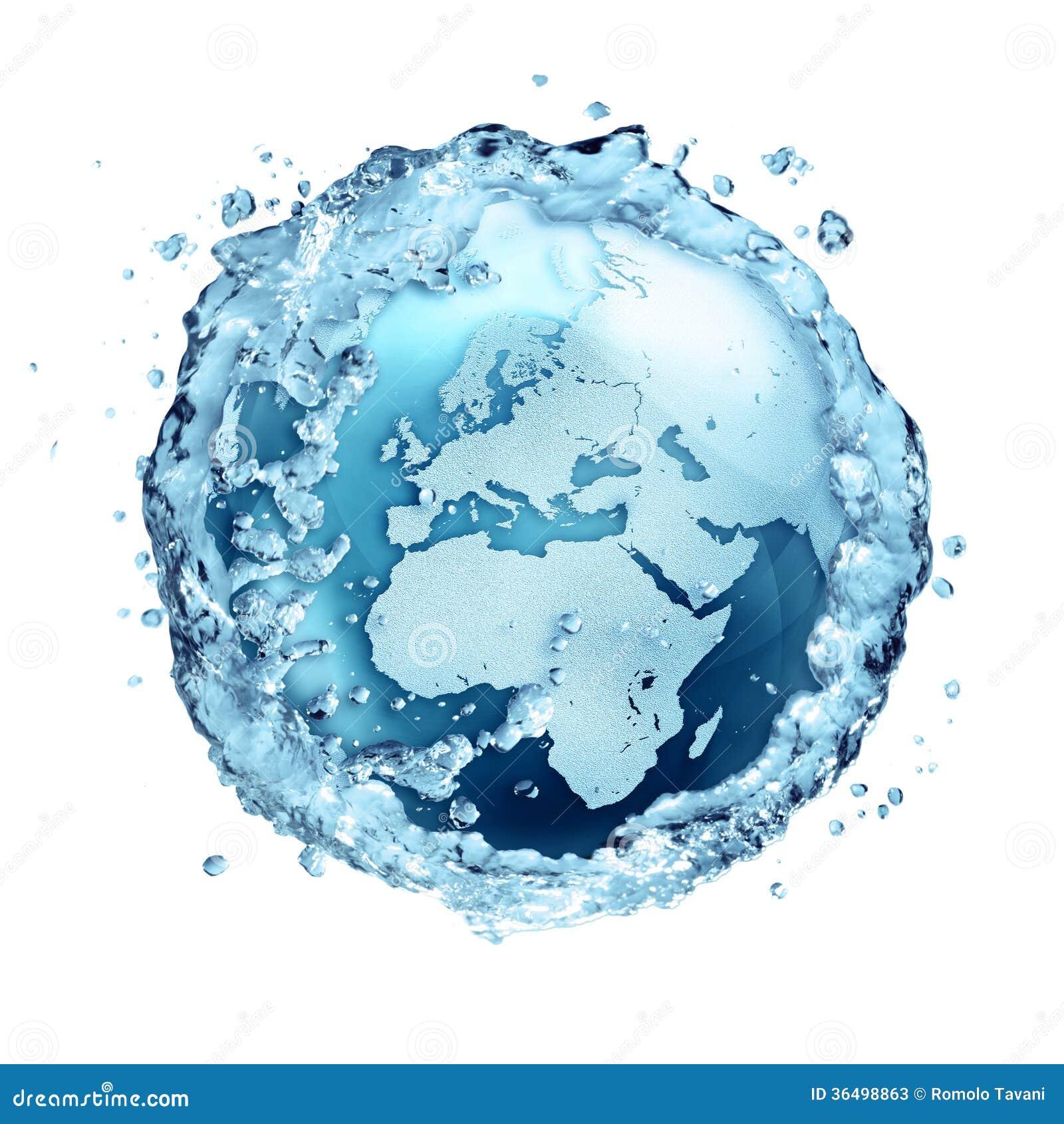 Water kringloop op de wereld europa stock foto 39 s afbeelding 36498863 - Salontafel herbergt de wereld ...