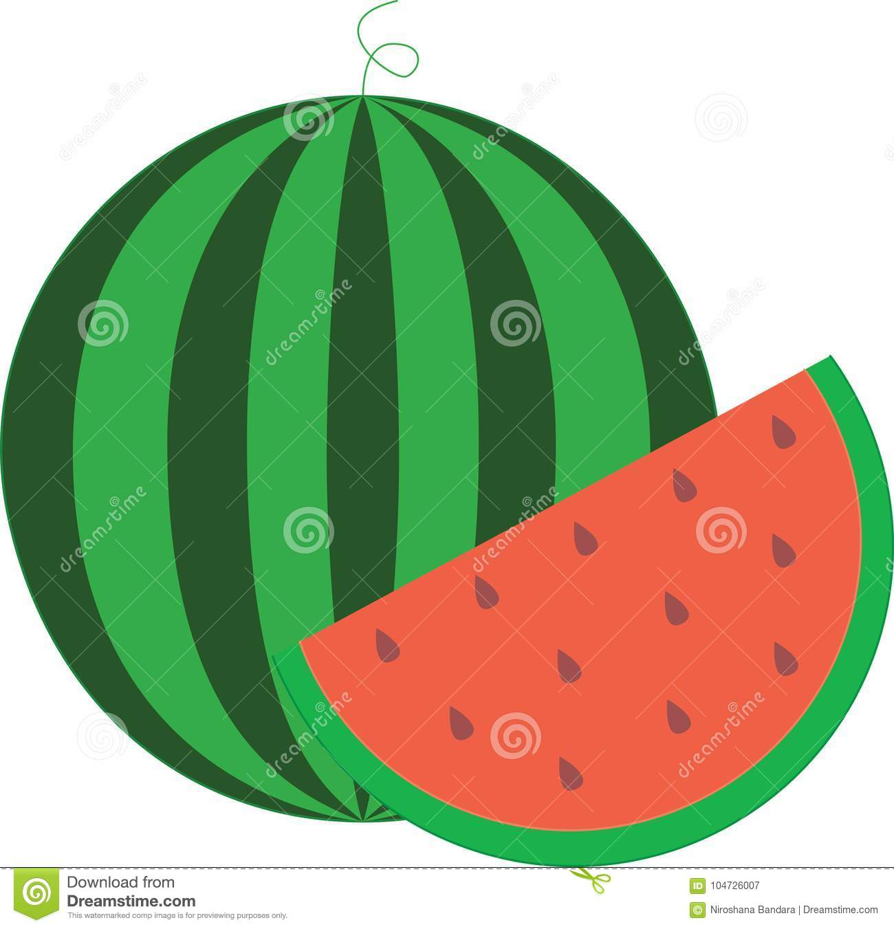 water melon a nutrient dense food