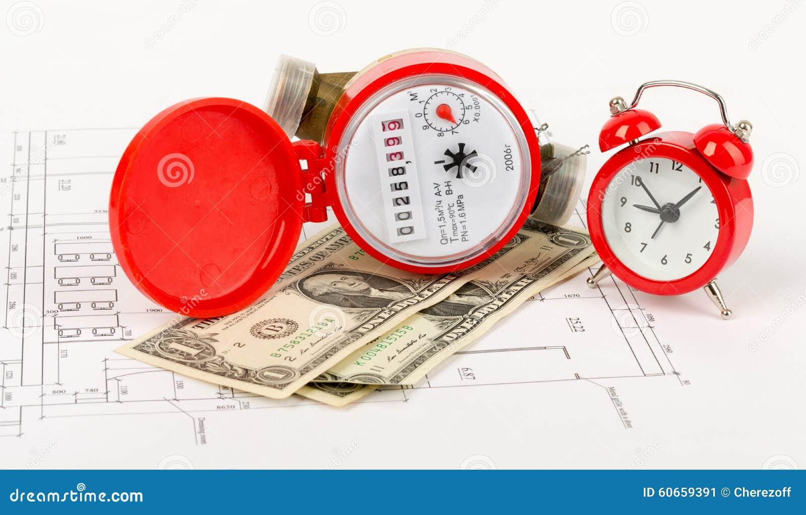 Power Meter Cartoon : Money meter royalty free cartoon cartoondealer