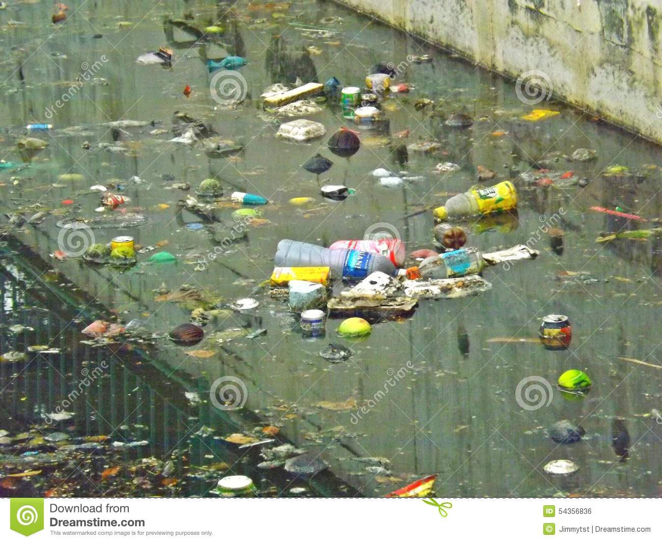 littering and pollution Stormwater can act as the ultimate vehicle for transferring litter from urban environments to seas.