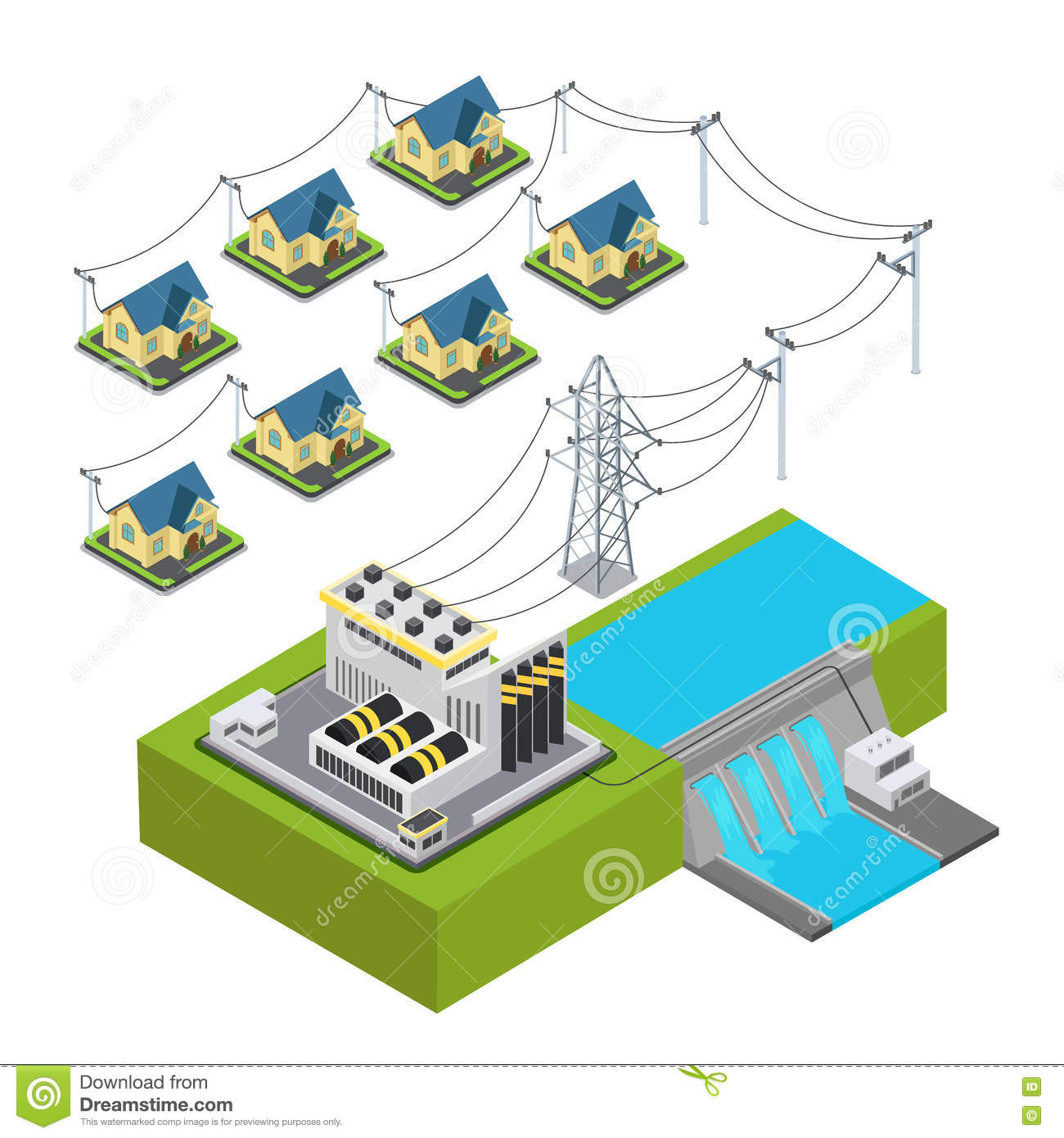 Hydro Power Plant With Diagram Hydropower Diagrams About Time Wire Data Schema Rh Zahradni Nabytek Vyprodej Info How It Works Hydroelectric Generation