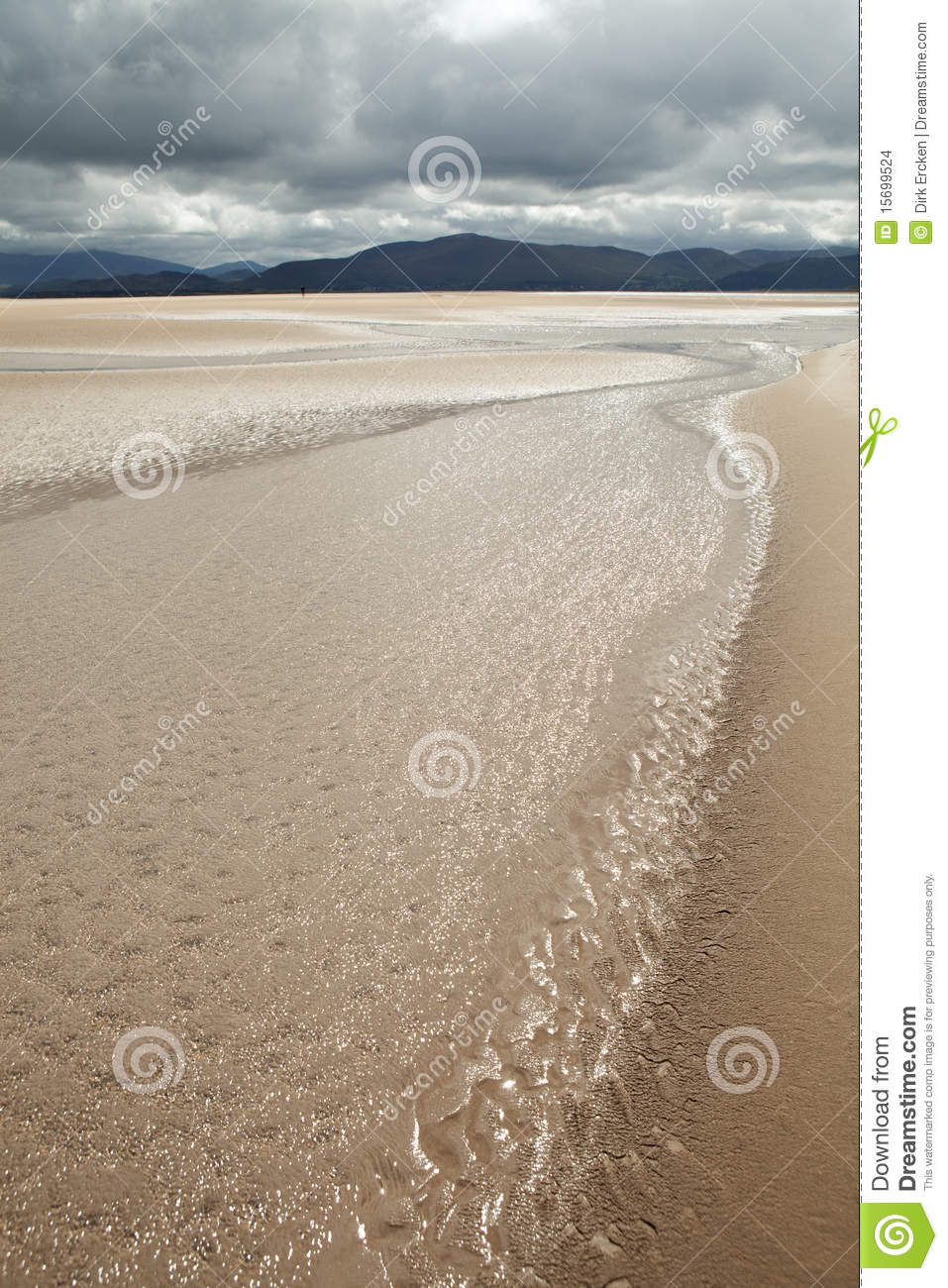 water sand beach clouds dark sky background stock images