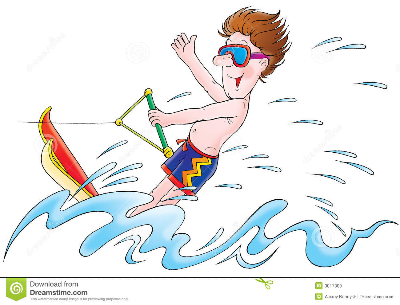 Water Skis Clipart Images & Pictures - Becuo