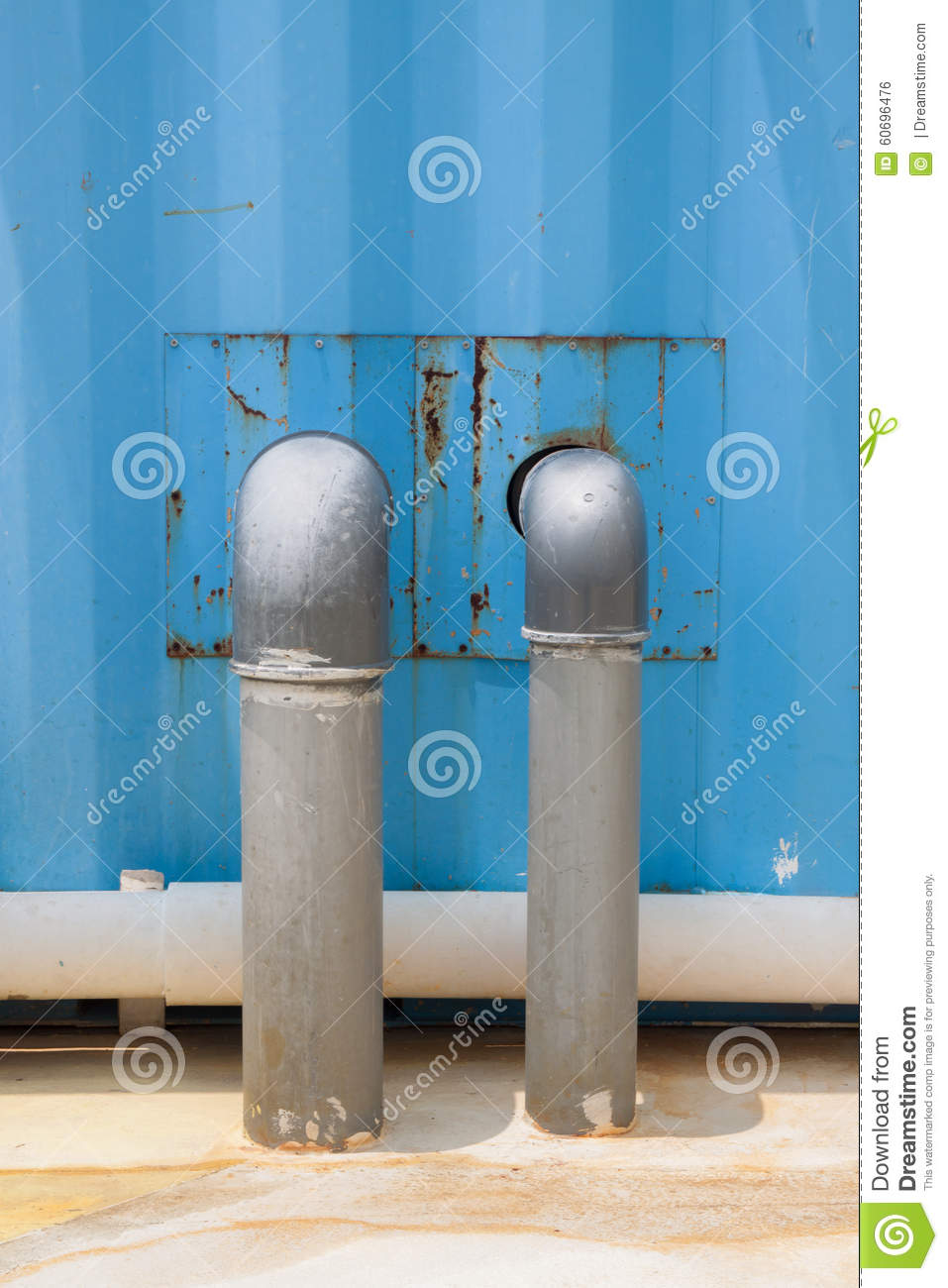 Water steel pipe stock photo image 60696476 for Water pipe material