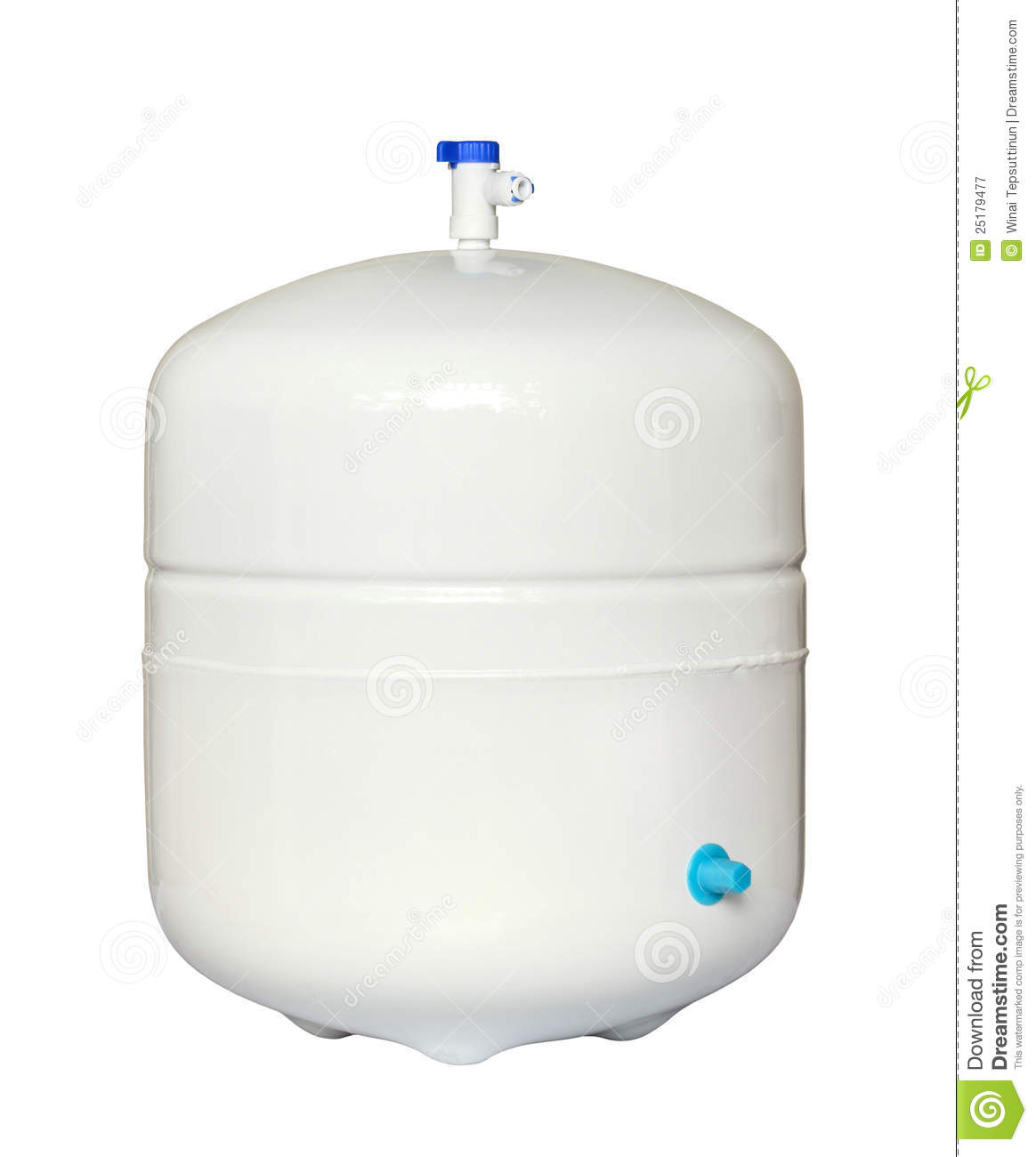 Water Storage Tank Stock Image Image Of Filtration