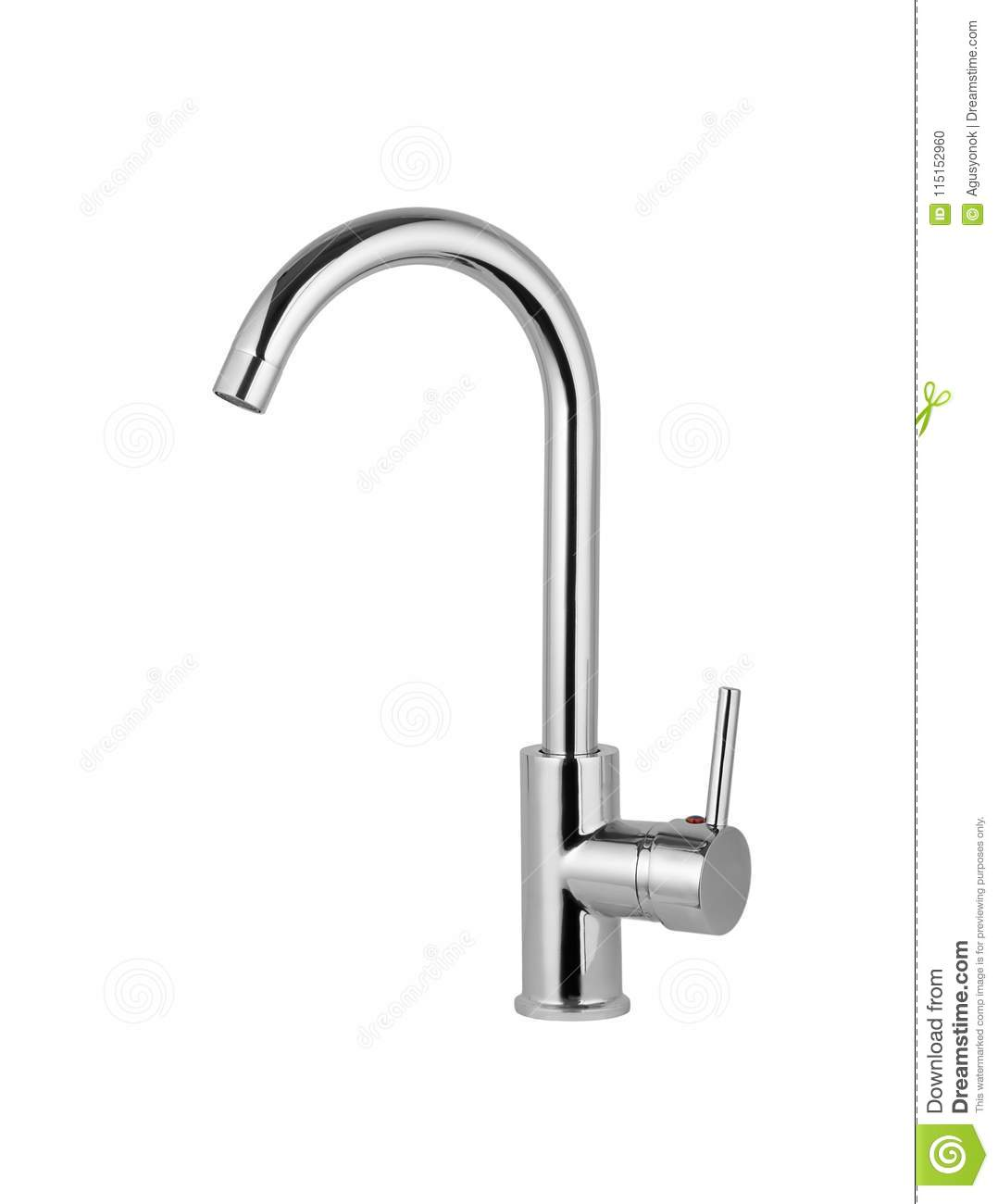 Water Tap Faucet For The Bathroom Kitchen Mixer Cold Hot Water