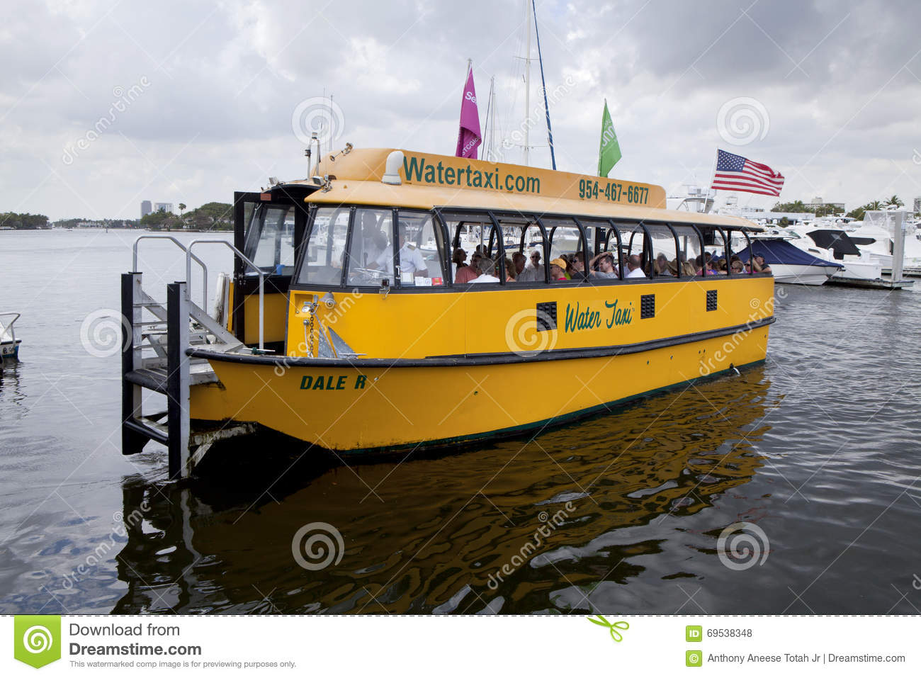 Water Taxi - Fort Lauderdale, Florida