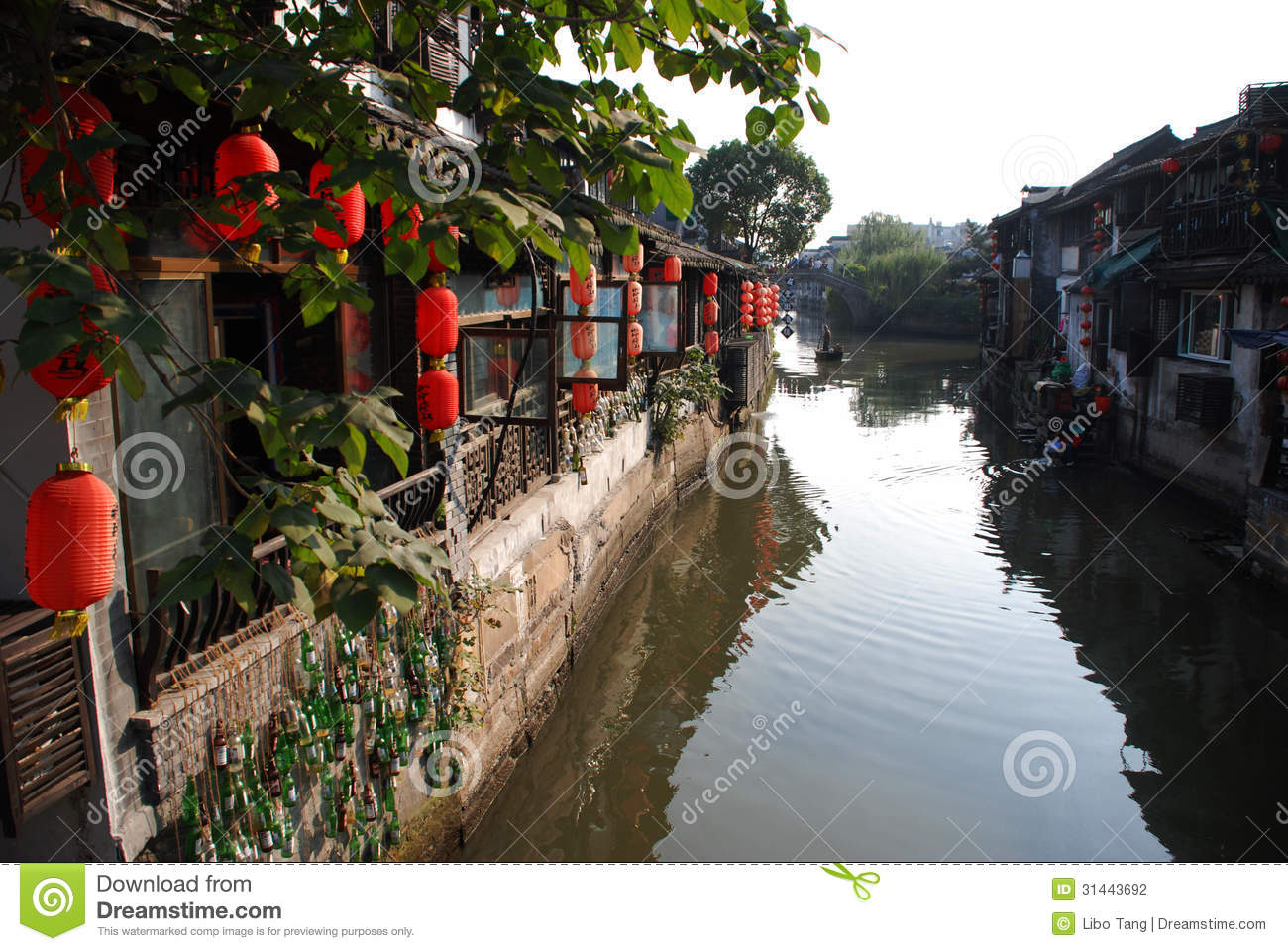 Xitang Ancient Town China  city photos : Xitang, an old town in Zhejiang province of China is renowned for ...