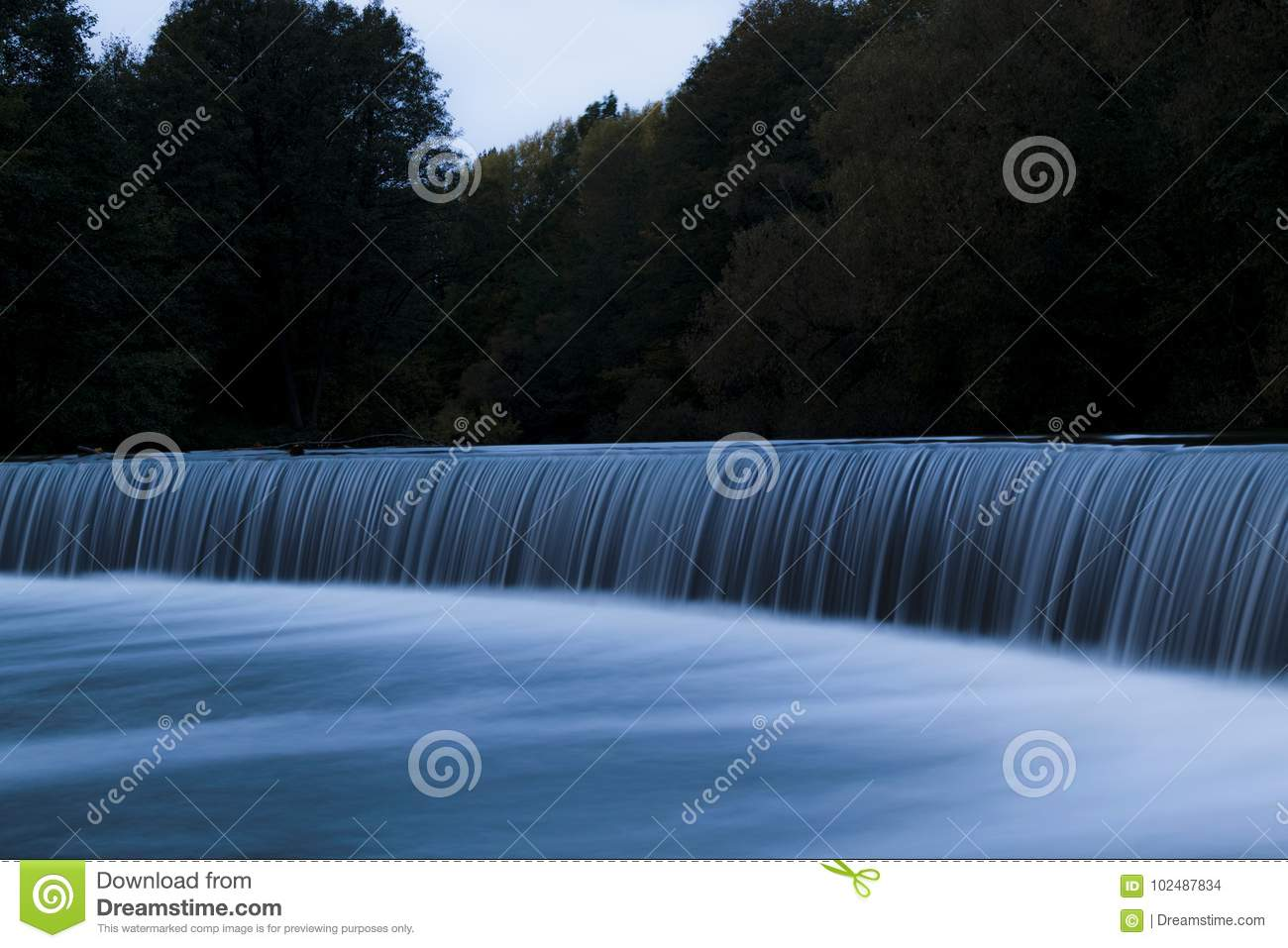 Water, Waterfall, River, Nature, Landscape, Stream, Cascade, Fall