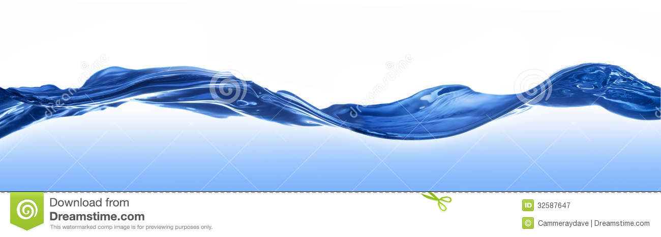 Water Waves Wave Banner Background