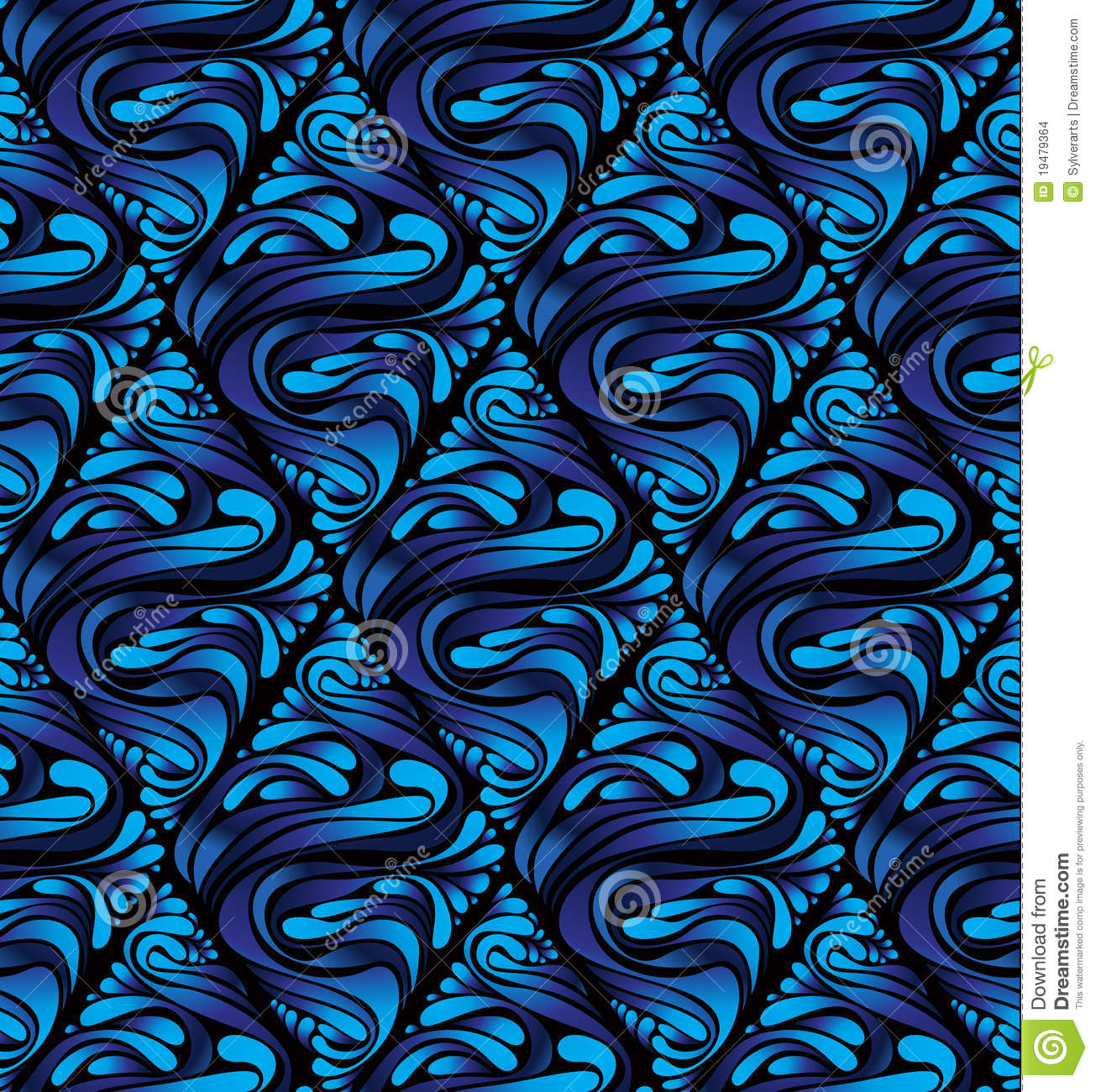 Water whirl seamless pattern stock images image 19479364 for Object pool design pattern