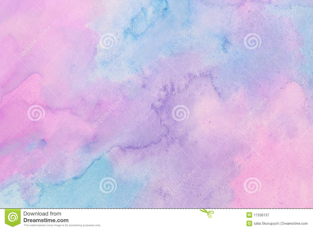 Watercolor Background Royalty Free Stock Photography - Image: 17336137