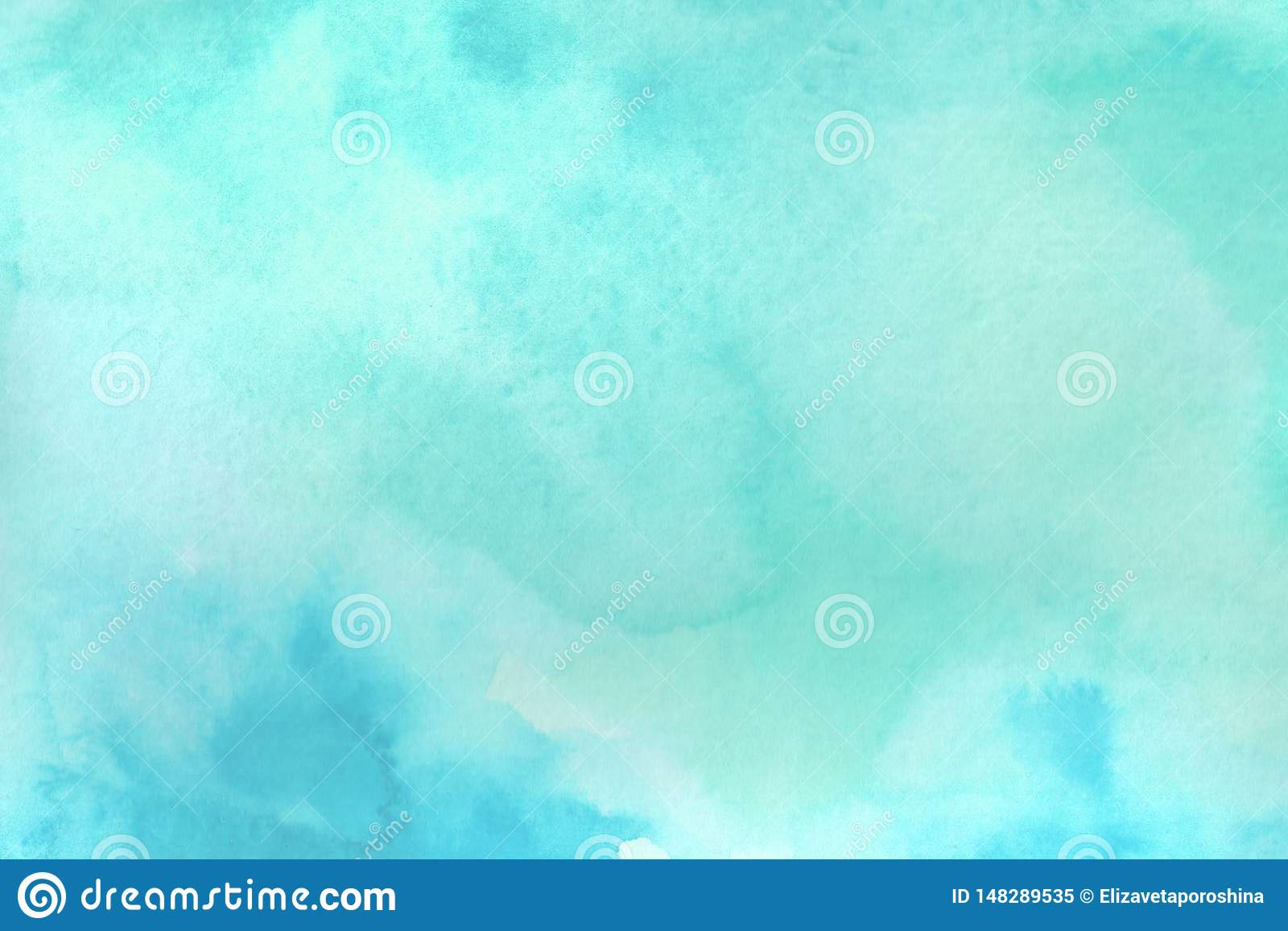 Watercolor background illustration. Watercolor gradient as marble texture