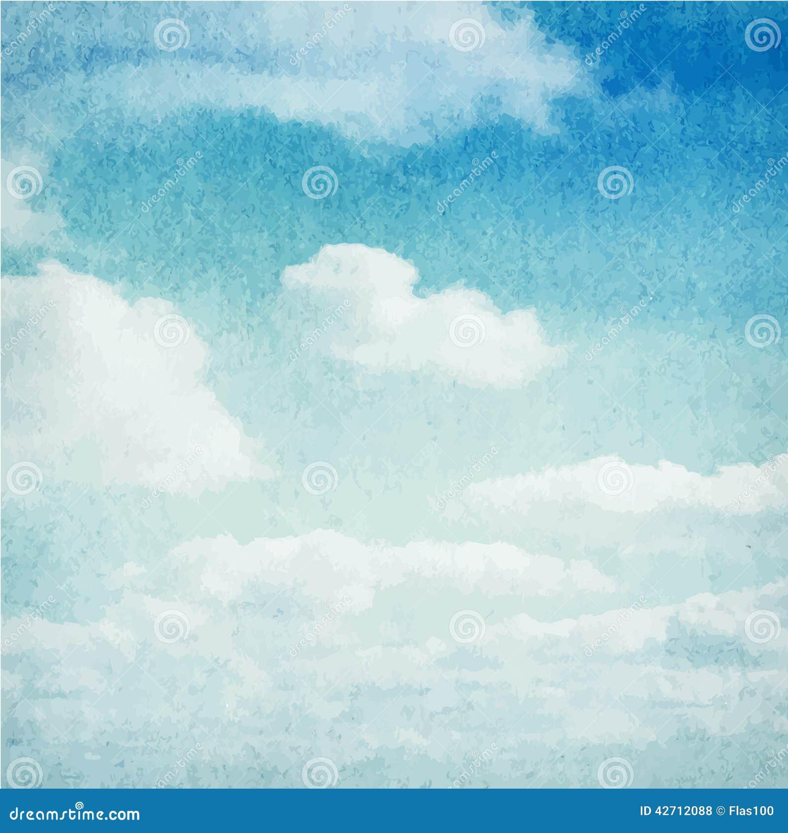 Blue Skies Paint