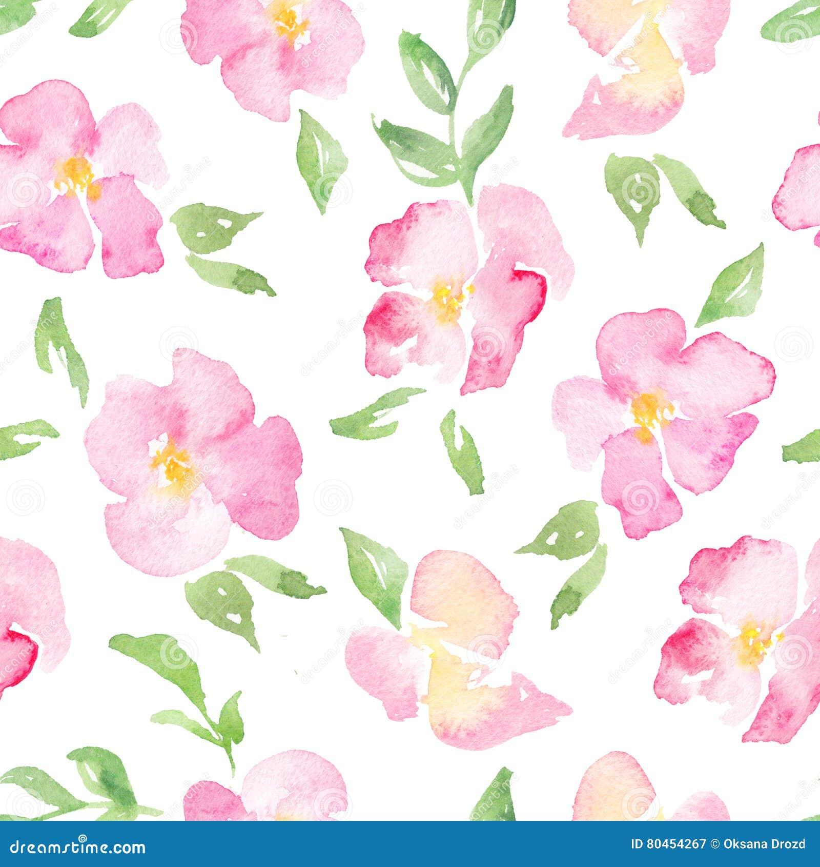 White Background Design Pattern