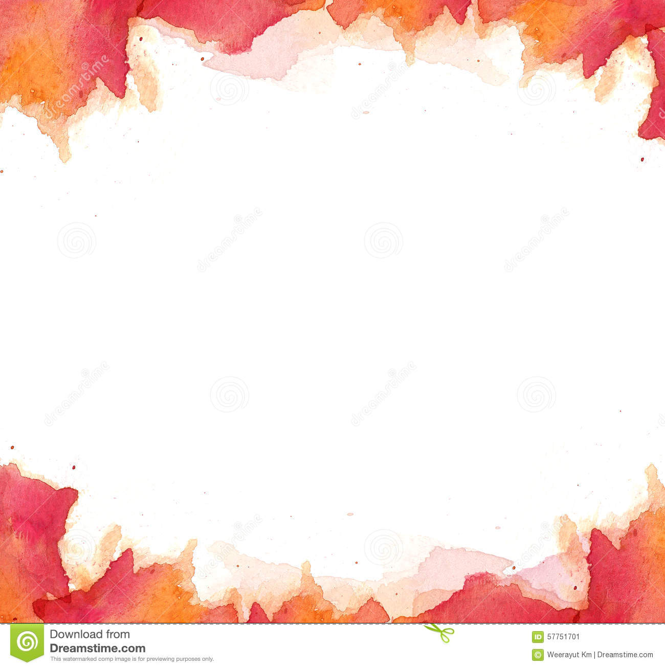 Watercolor Frame Background, Watercolor Paint High Resolution Stock ...