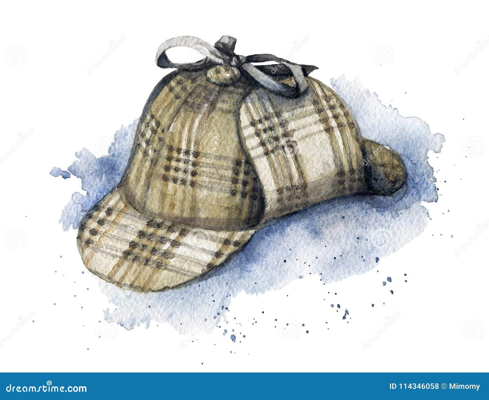 Sherlock Holmes Museum Hat Cap Deerstalker, sherlock, brand, sherlock Holmes,  sherlock png   Klipartz