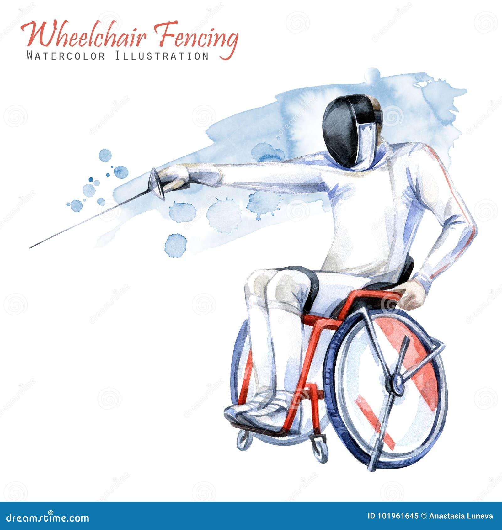 Summer Cartoon clipart - Fencing, Sports, Sword, transparent clip art