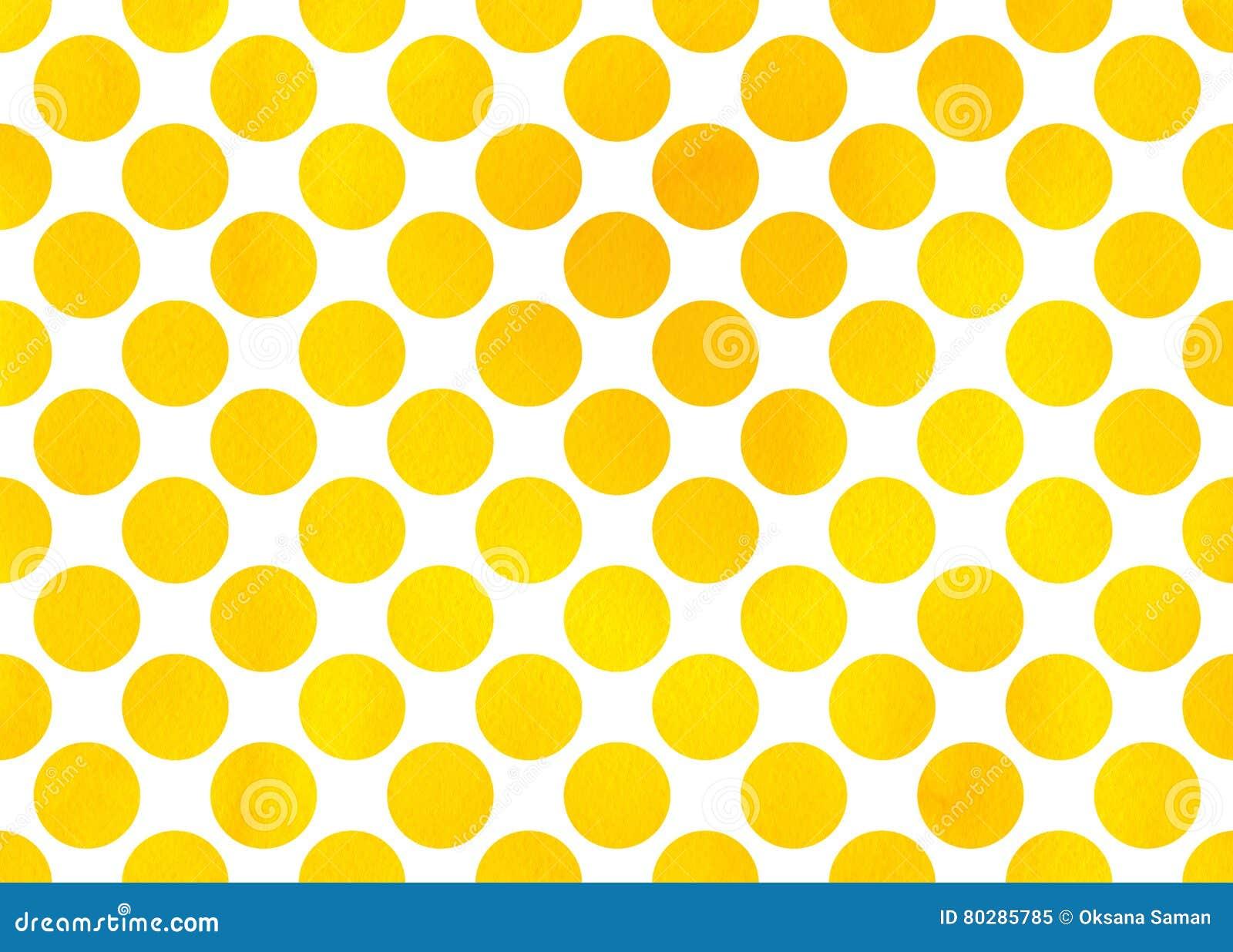 5f6e87a56c4 Watercolor Polka Dot Background. Stock Illustration - Illustration ...