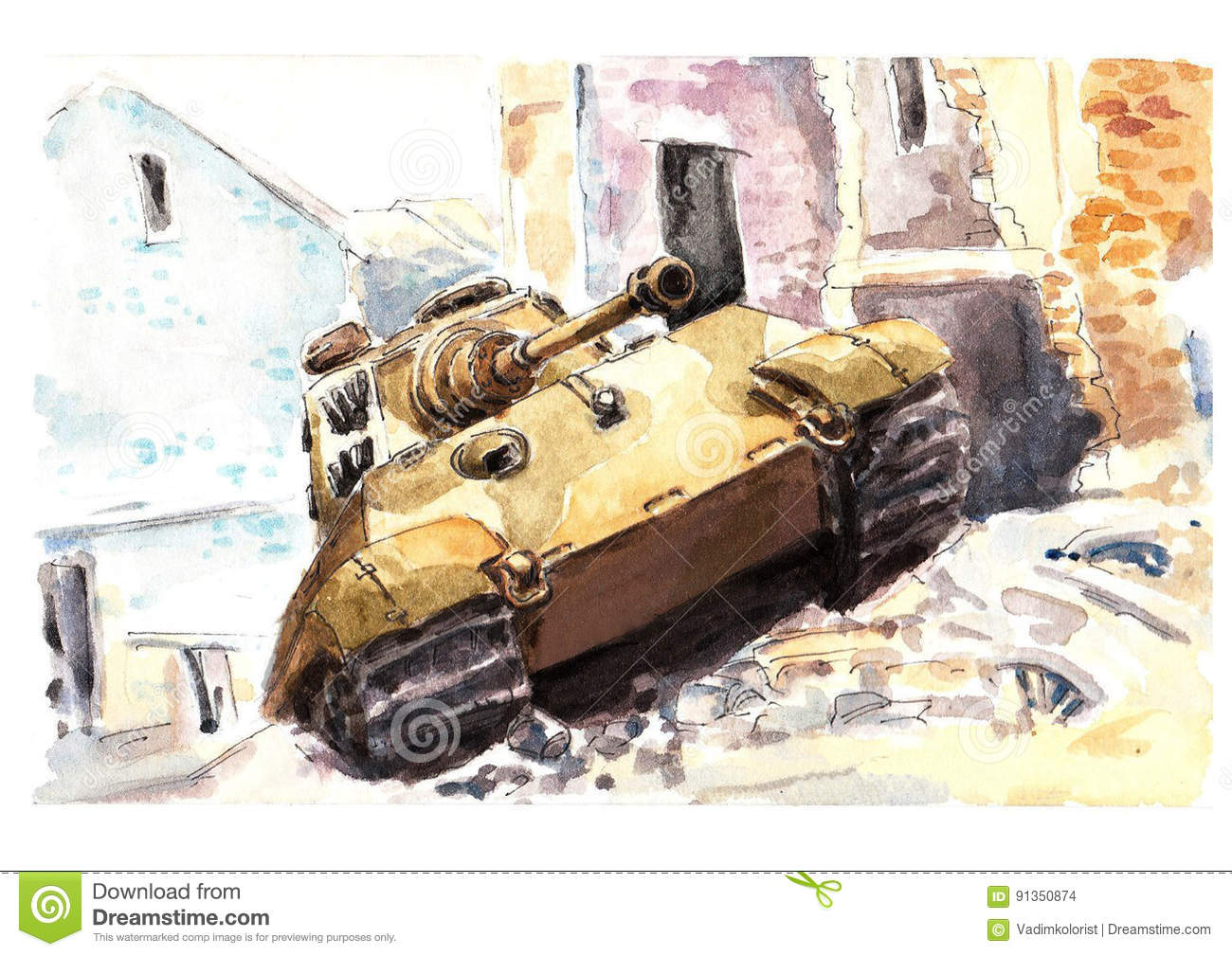 ee73e97c9 Germany heavy tank of the second world war. More similar stock illustrations