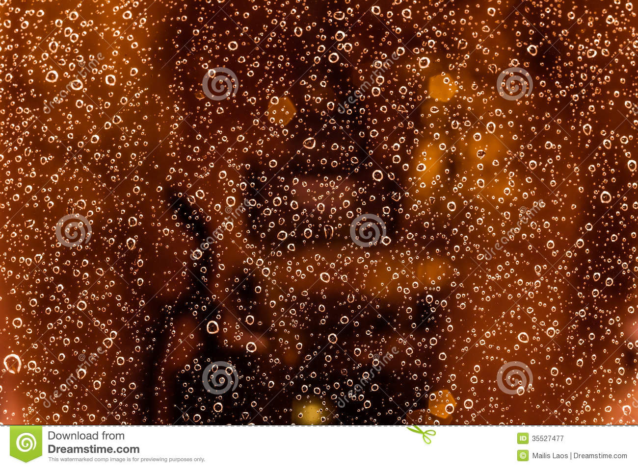 Download Waterdrops Background stock image. Image of drop, dots - 35527477