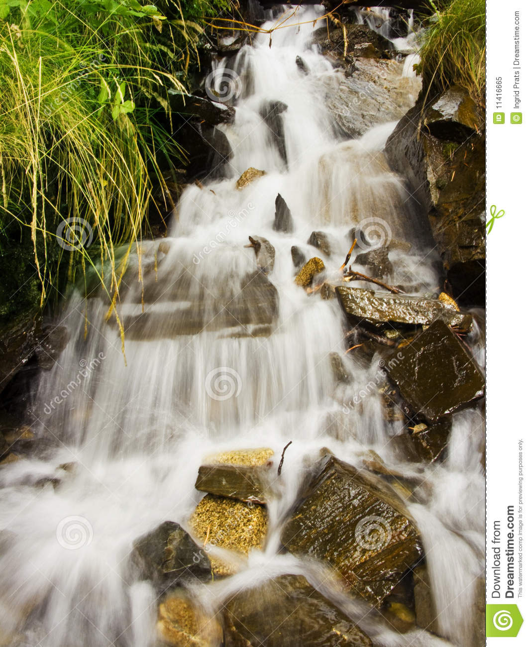 Download Waterfall stock image. Image of relax, drop, peace, nature - 11416665