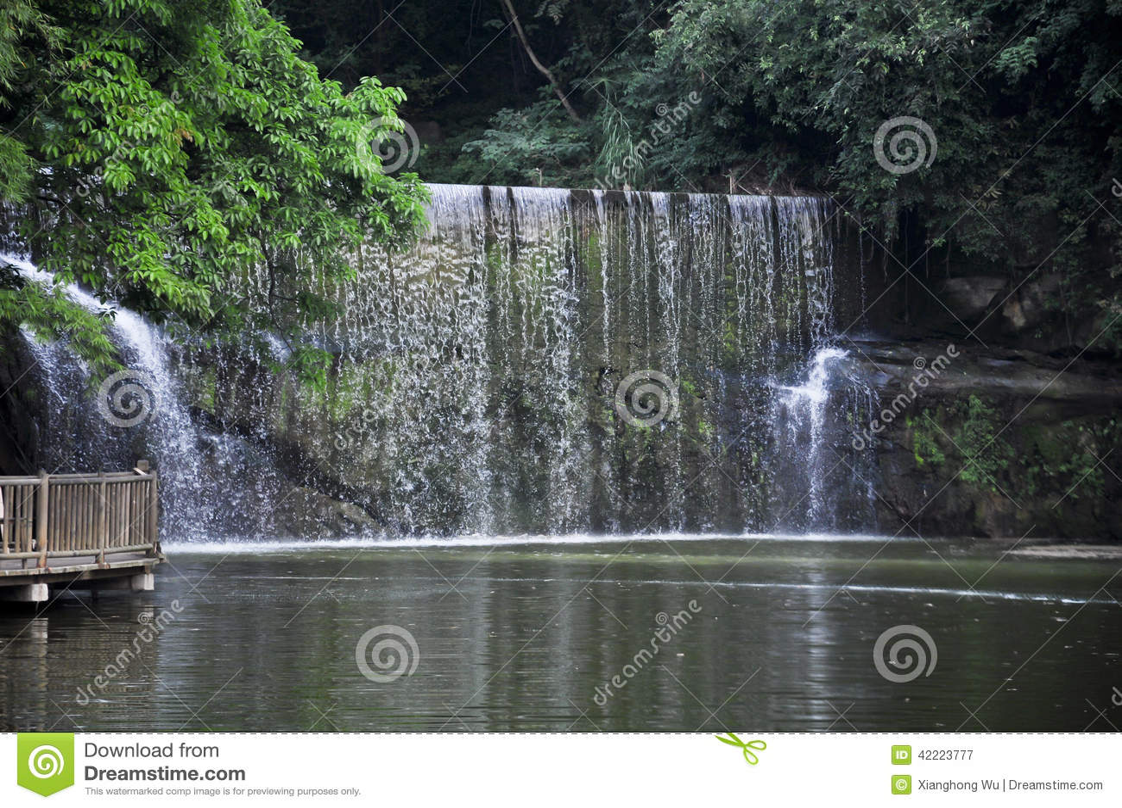 Waterfall for Waterfall environment