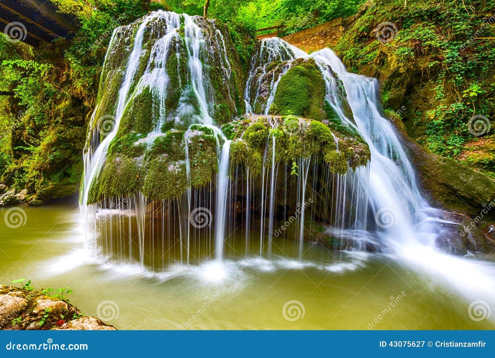 Waterfall Bigar