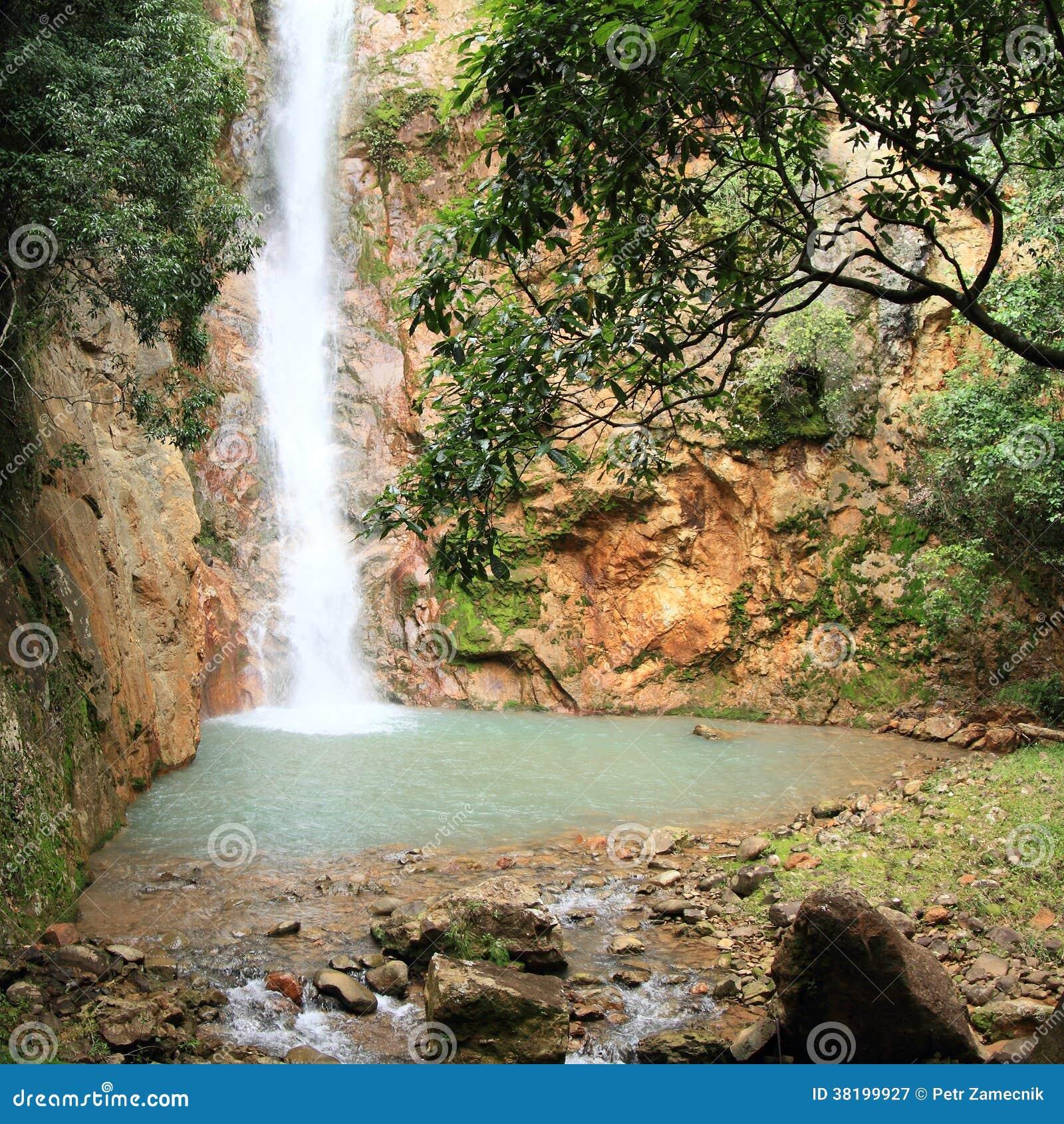 Waterfall Cunca Lolos