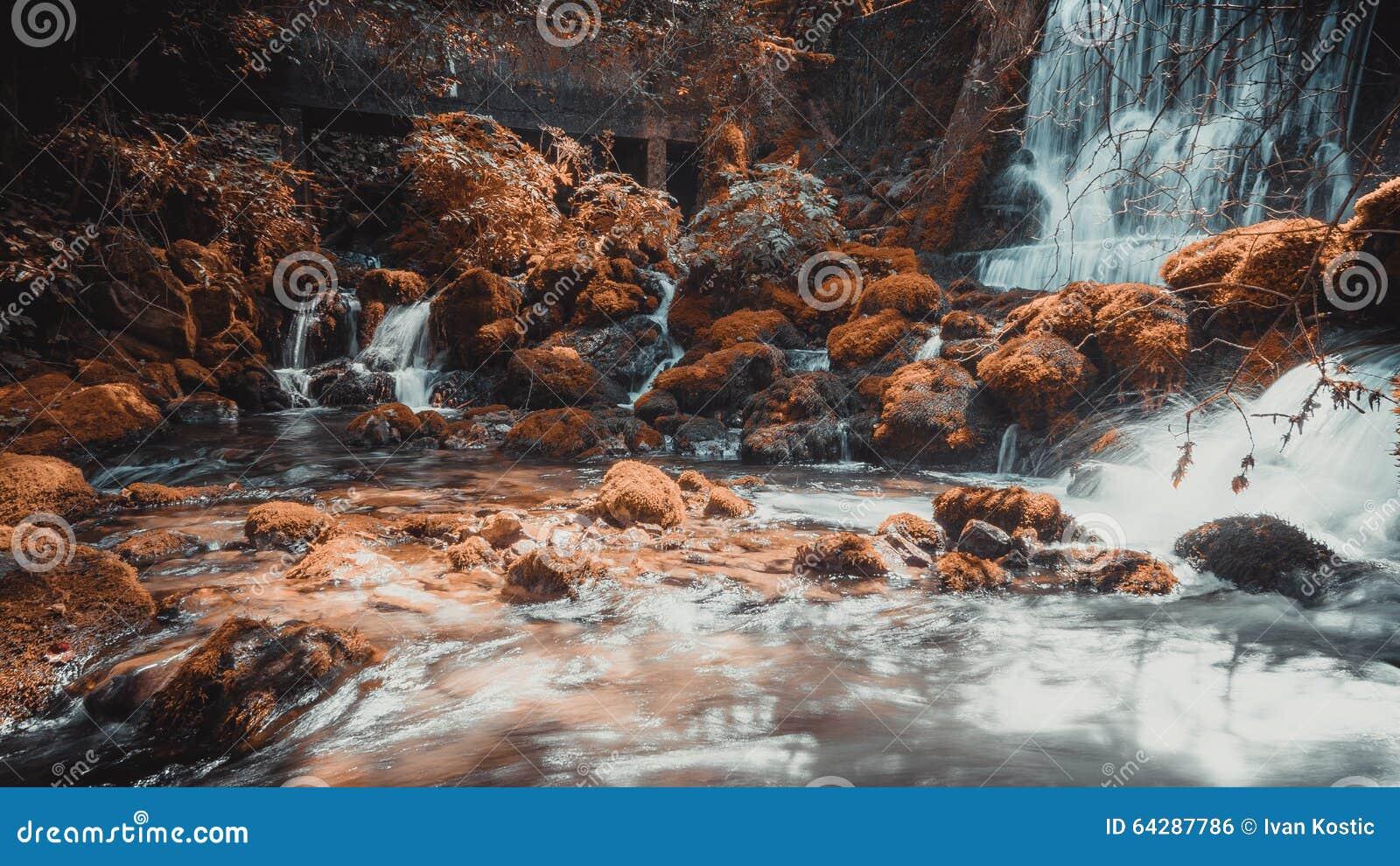 Waterfall Vrelo