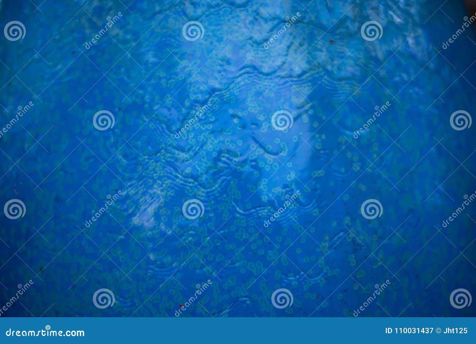 Waterfontein die in het Park stromen