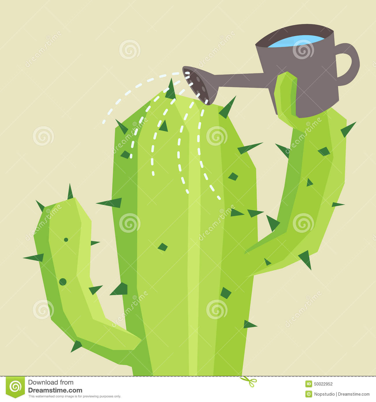 how to make cactus water