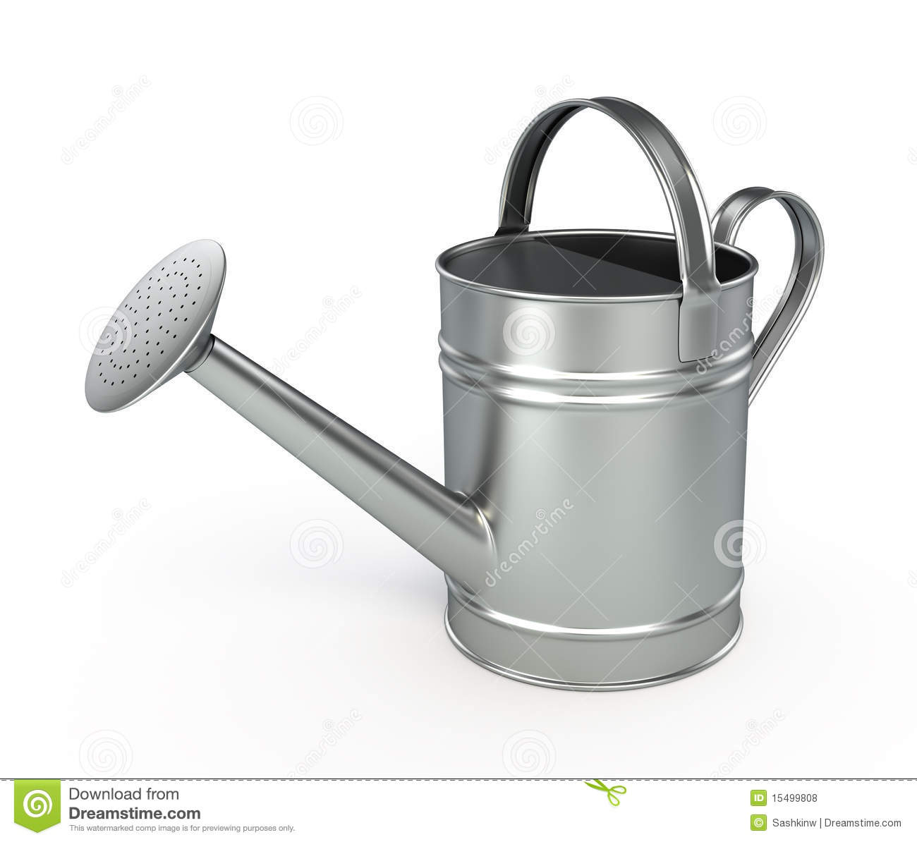 Watering can royalty free stock photos image 15499808 - Sprinkling cans ...