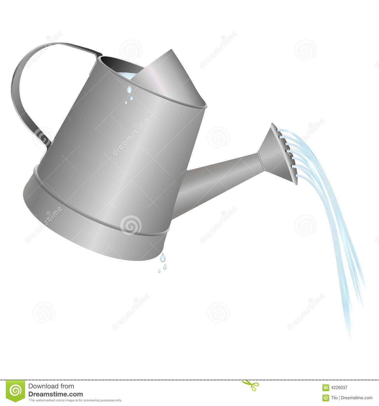 Watering Can Clip Art Watering can vector