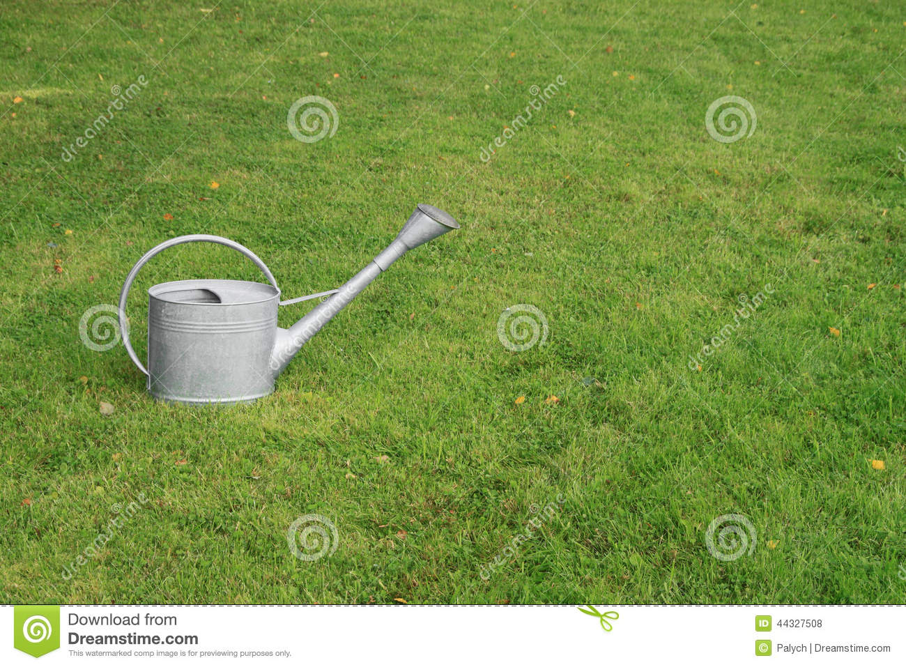 Watering Can Watering Pot Stock Photo Image 44327508