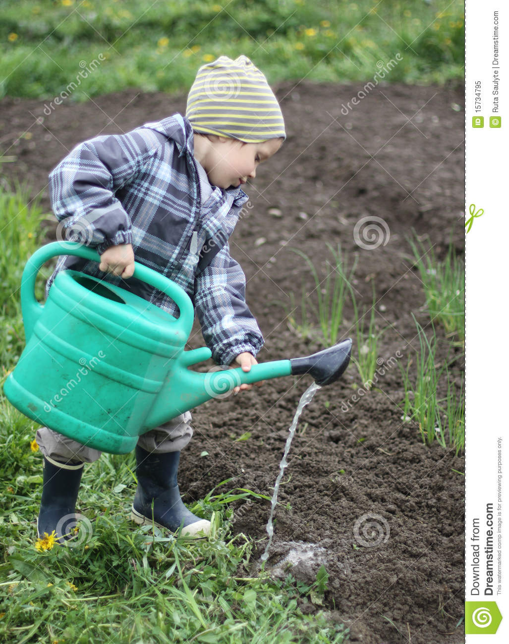 Watering soil royalty free stock photo image 15734795 for Soil young s modulus