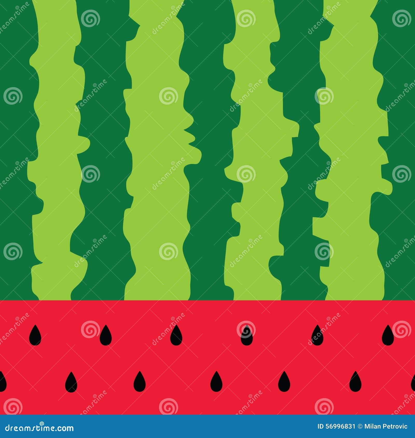 Wedding Watermelon Color watermelon color fruit background vector stock image vector