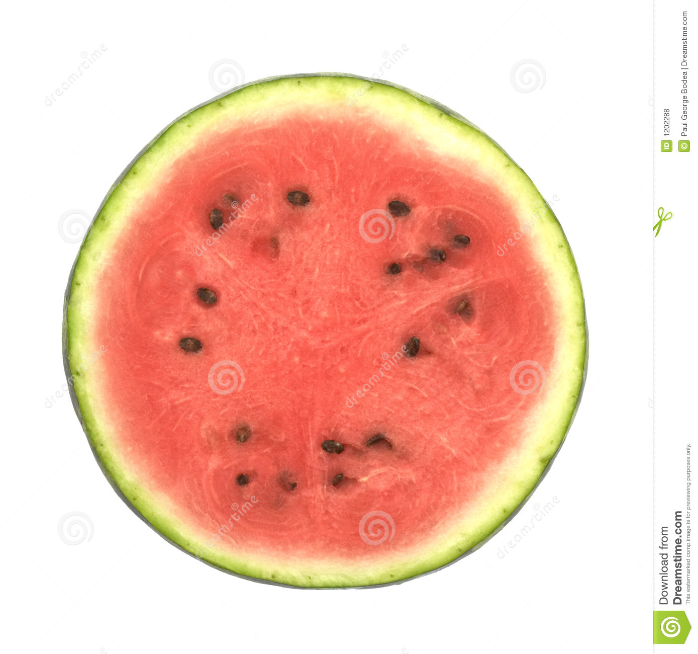Watermelon Sliced Royalty Free Stock Photos - Image: 1202288