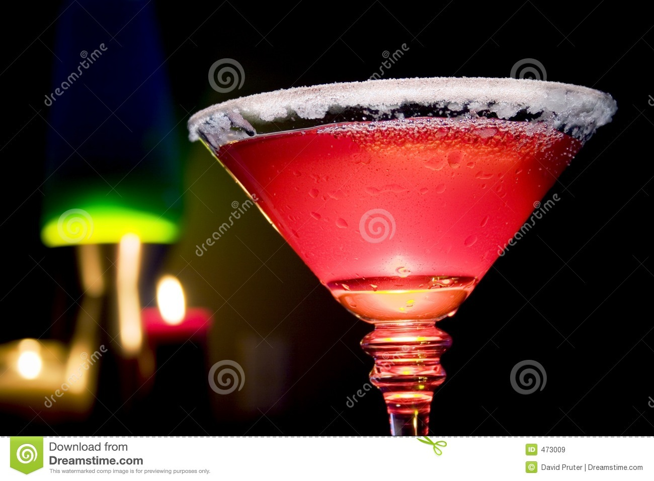 Download Watermelon Sugar Coated Martini Stock Image - Image of cold, spirits: 473009