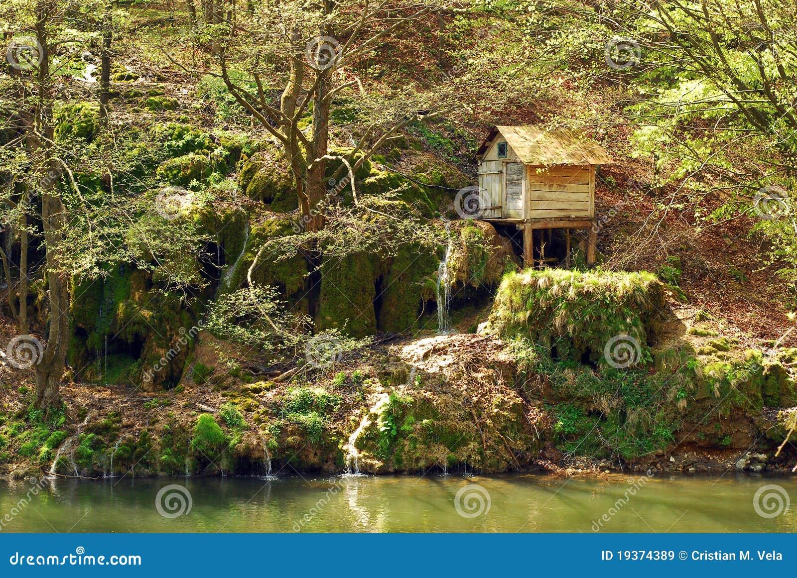 Watermill velho