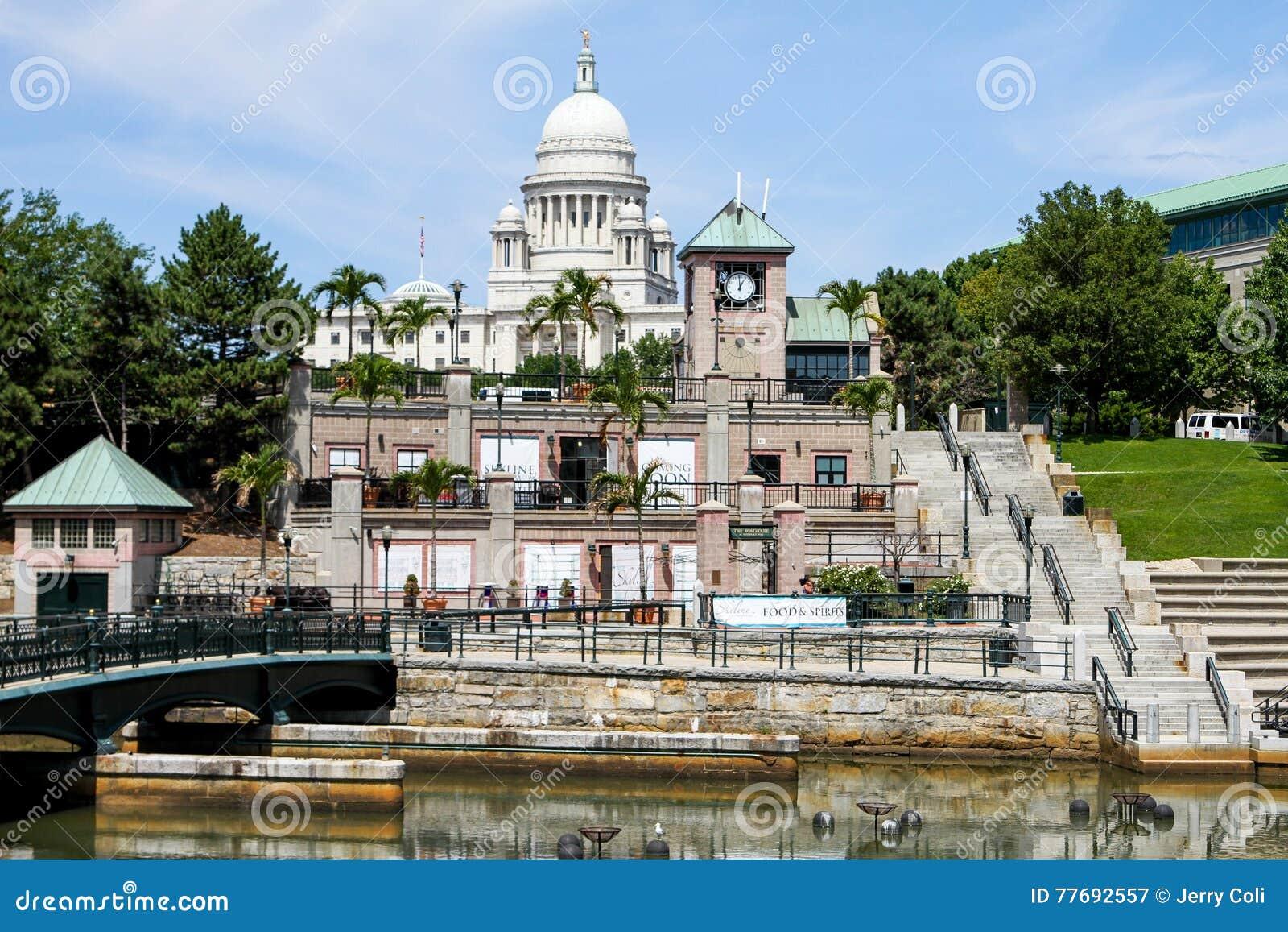 Waterplace Park, Providence, RI