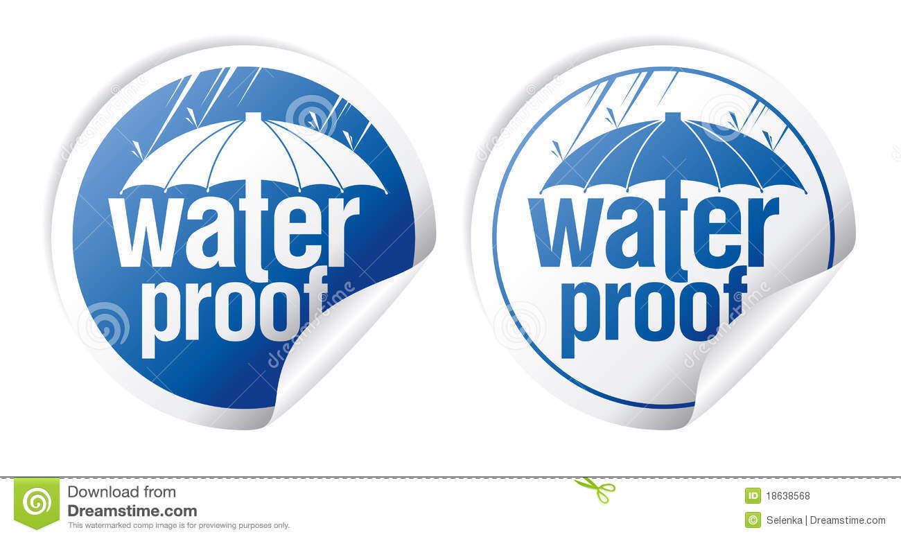 Car sticker design vector free - Waterproof Stickers Royalty Free Stock Photos Image 18638568