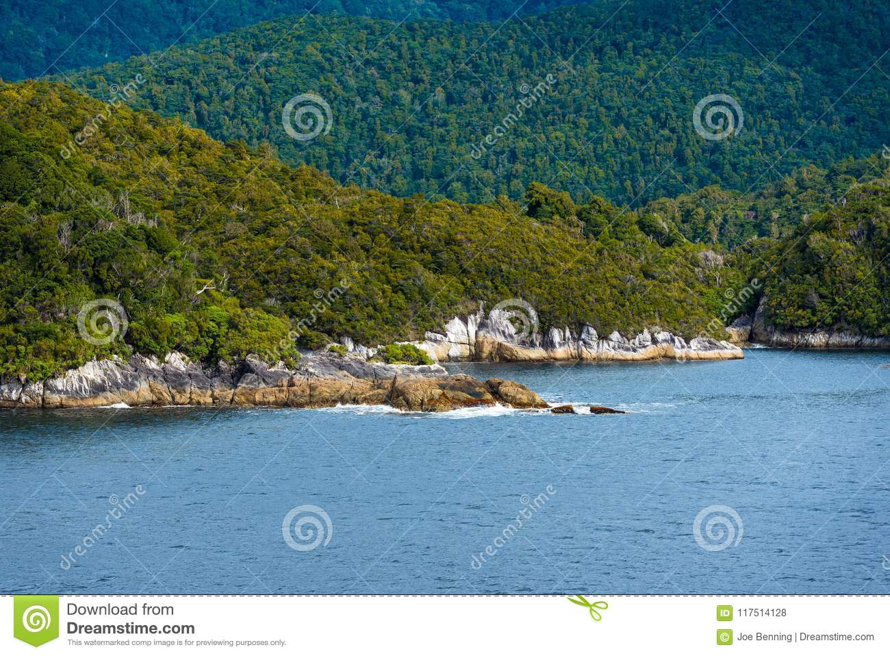 The Waters of Dusky Sound