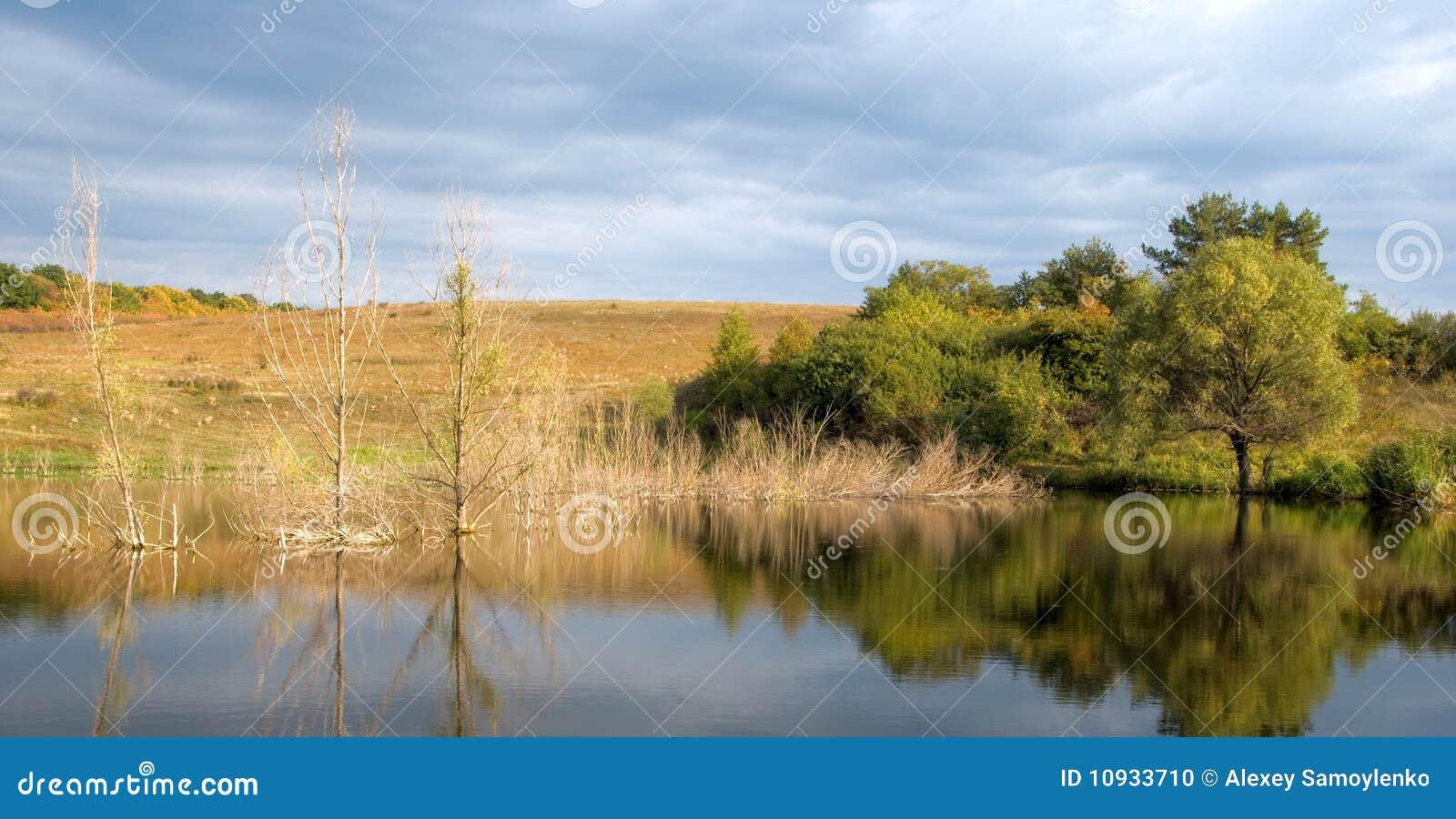 Waterscape валов